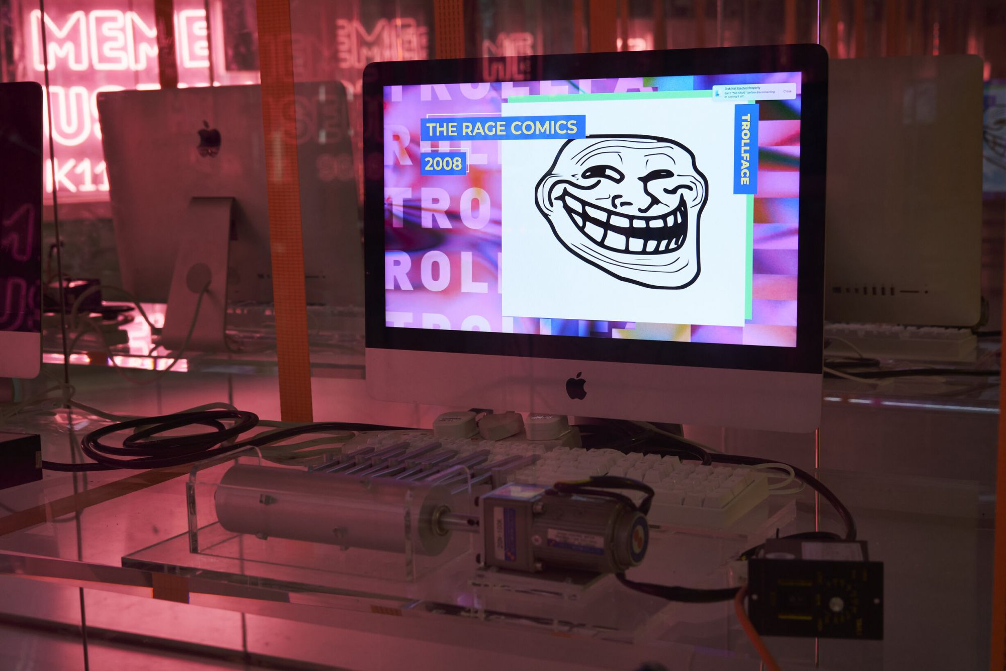 Take A Look Inside The World's First Meme Museum