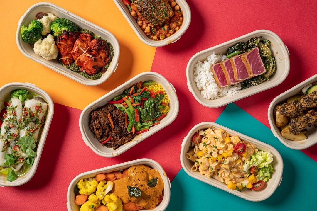 8 Meal Delivery Plans To Try In Hong Kong