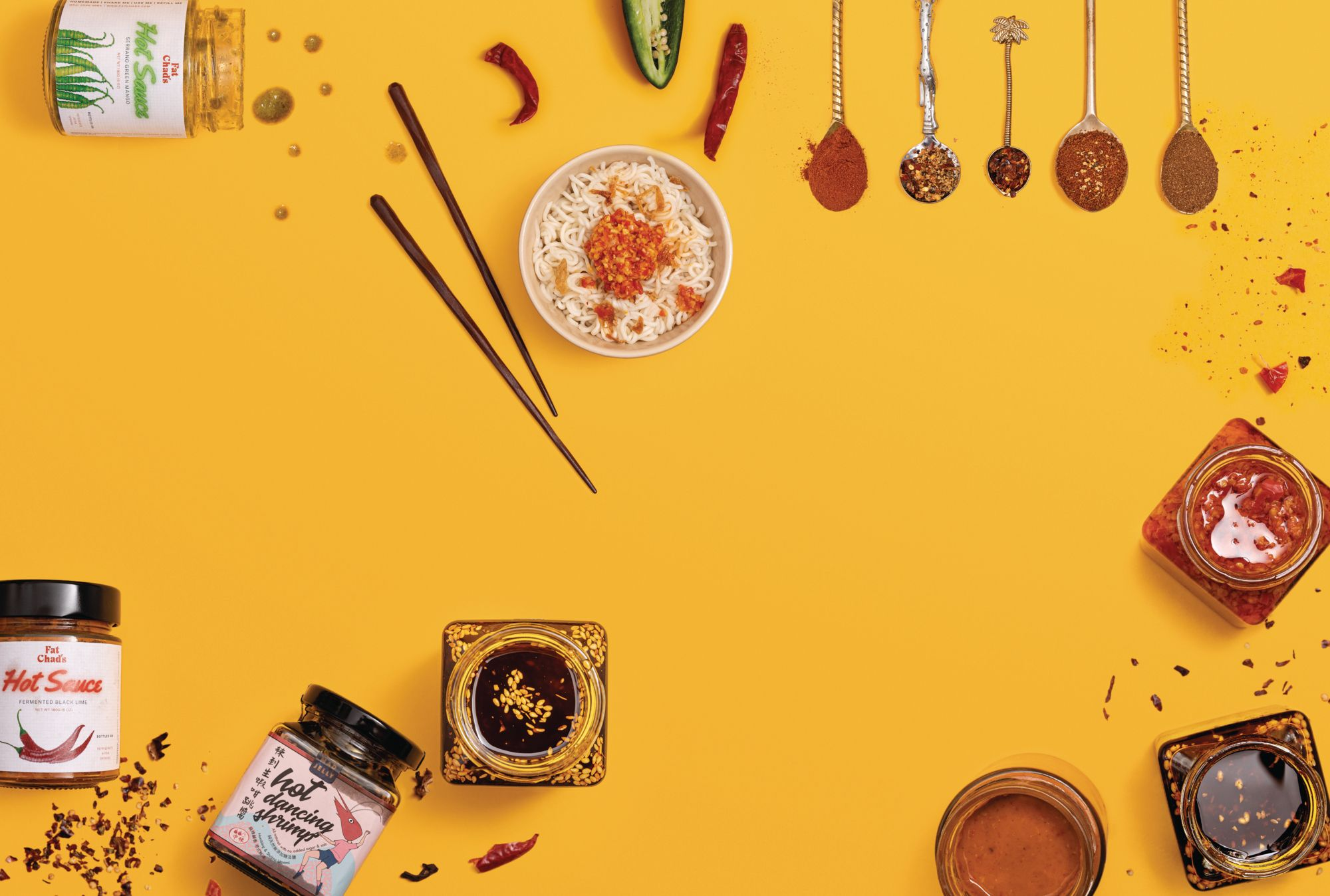 Fiyah! Heat Store Founders On Chilli Sauces And What's Next For The Brand