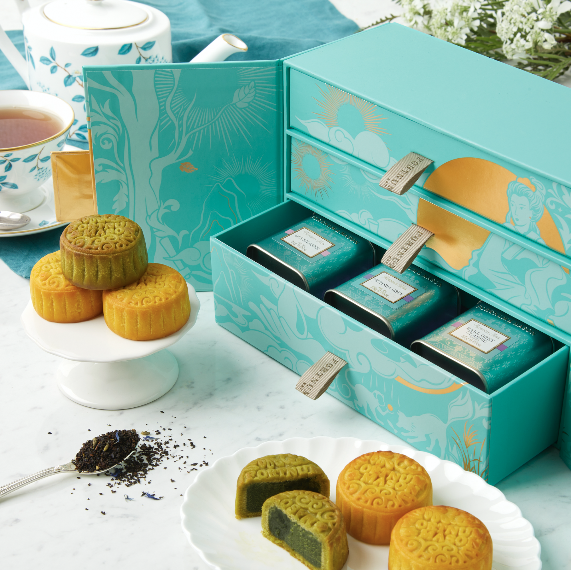 Give The Gift Of Fortnum's This Mid-Autumn Festival