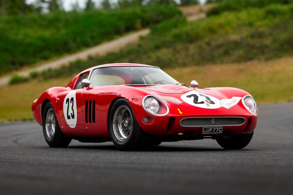 The 10 Most Expensive Cars Ever Sold At Auctions