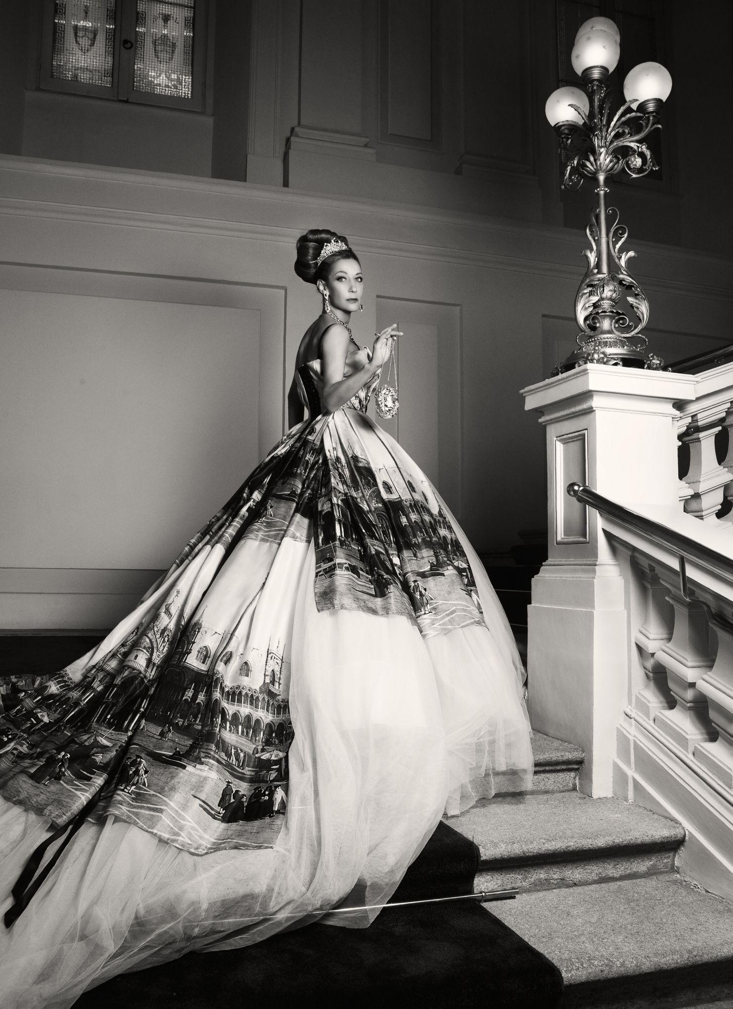 Dolce & Gabbana - Alta Moda collections - venice august 2021