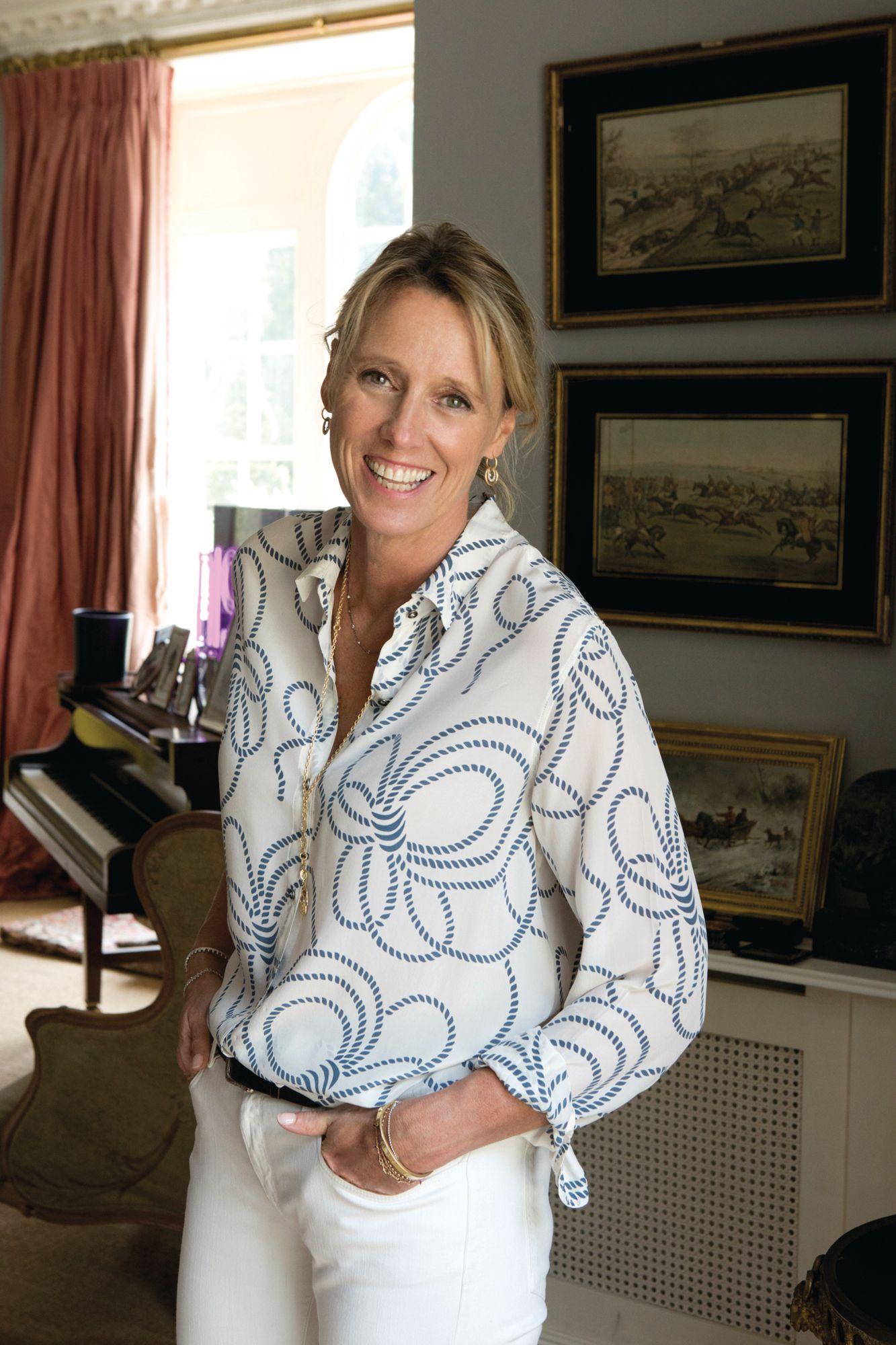 Jewellery Designer Annoushka Ducas Remembers Her Famous Godfather, Mark Birley