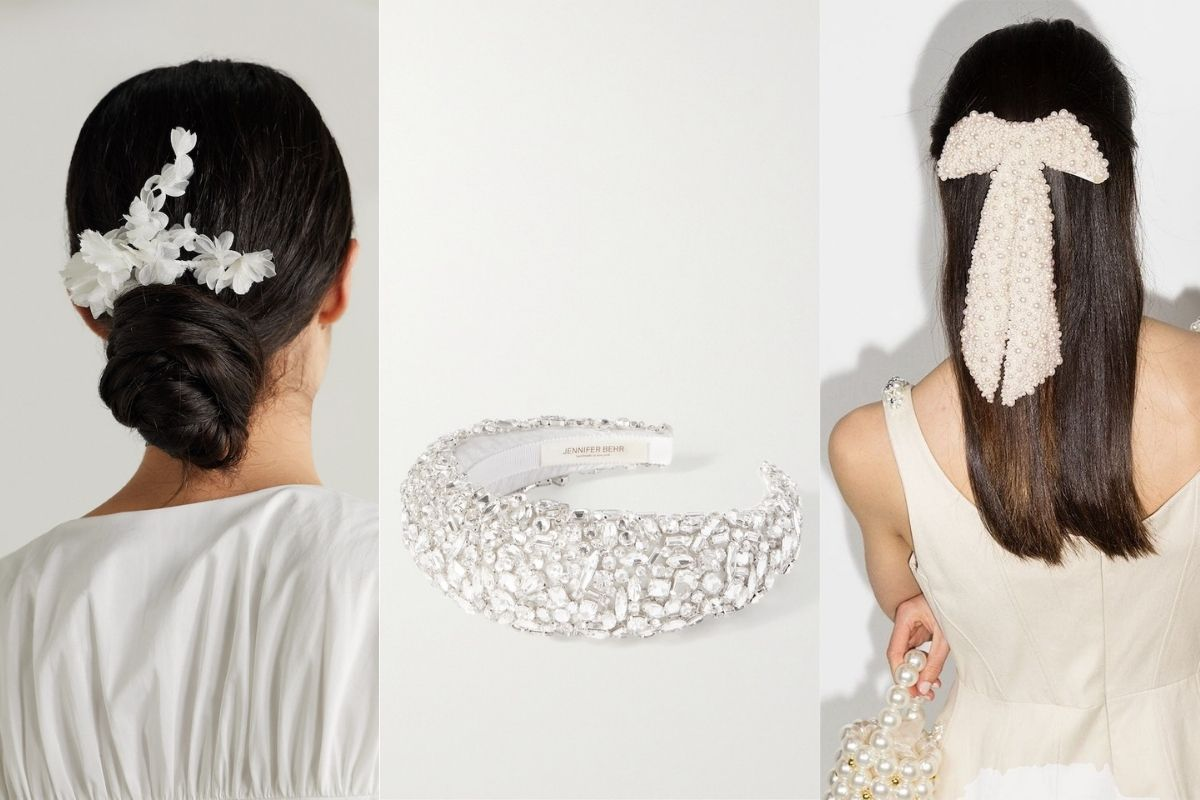 13 Bridal Headbands And Hair Accessories For Your Wedding Day