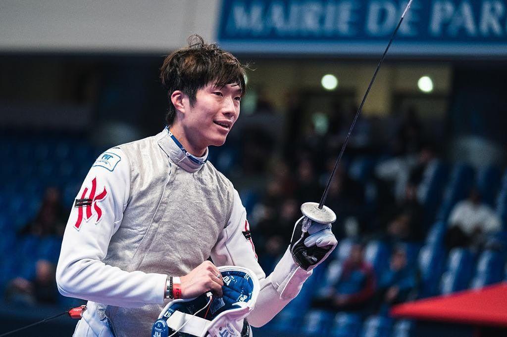 cheung ka long hong kong - tokyo olympics 2020 - fencing gold medal