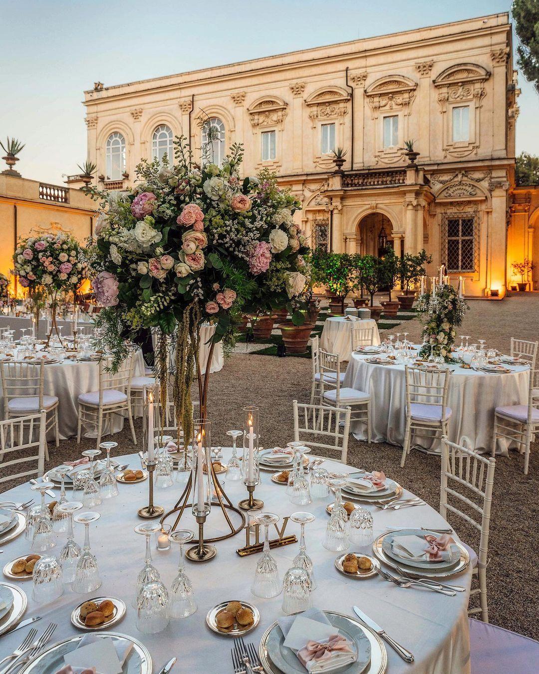 7 Exclusive Destination Wedding Venues In Europe