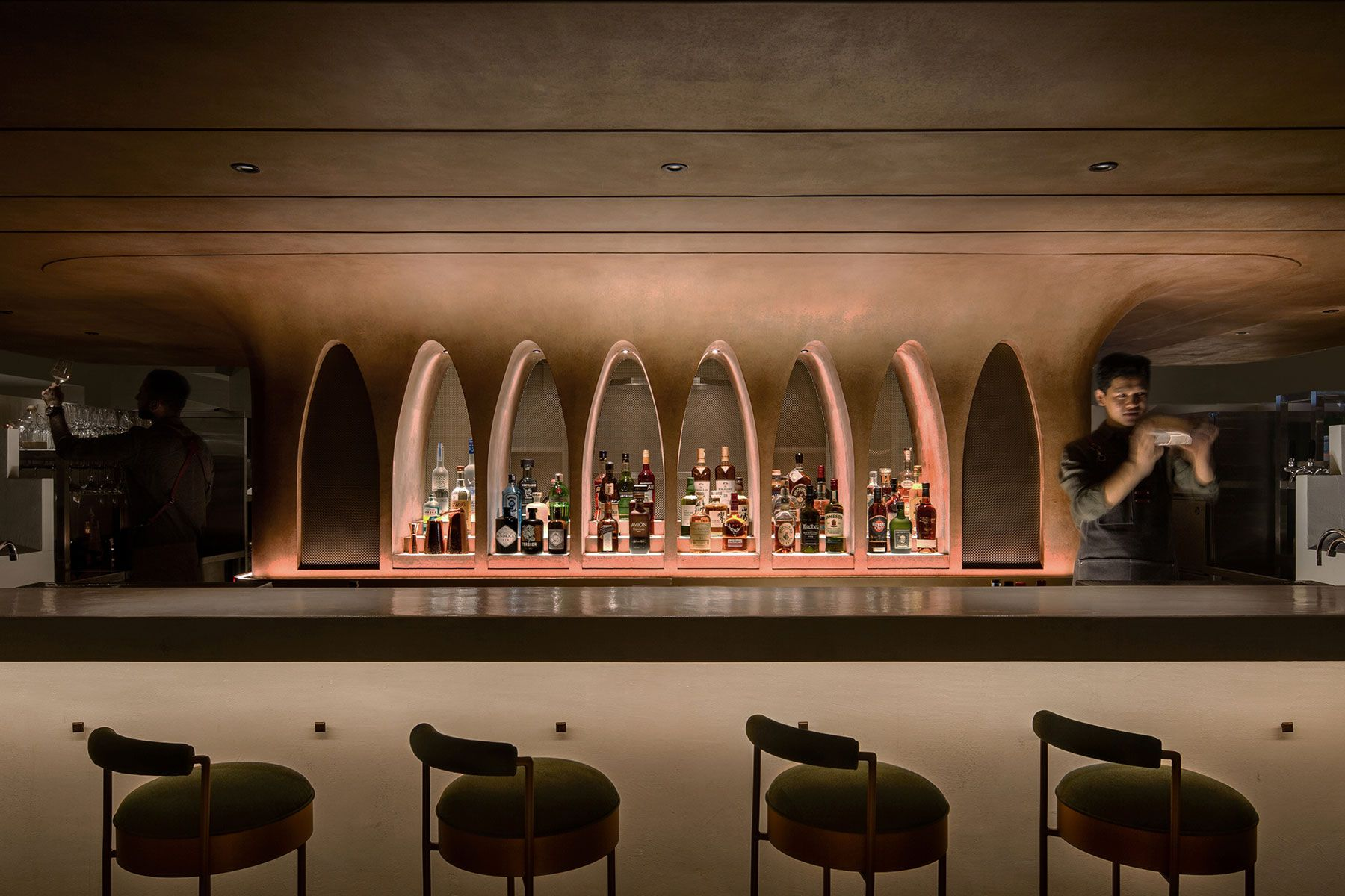 Zzura, A Newly-Opened Saharan Speakeasy, Is An Oasis In The City