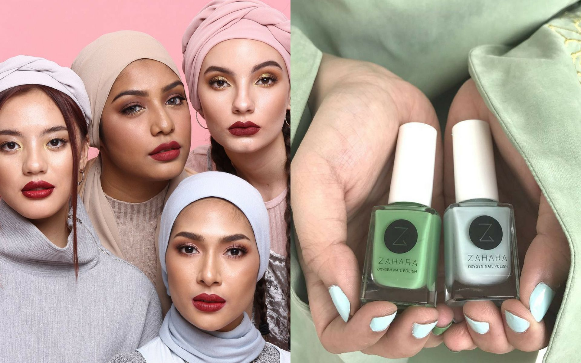 10 Beauty Brands Founded By Local Cool Girls That Are Halal, Too