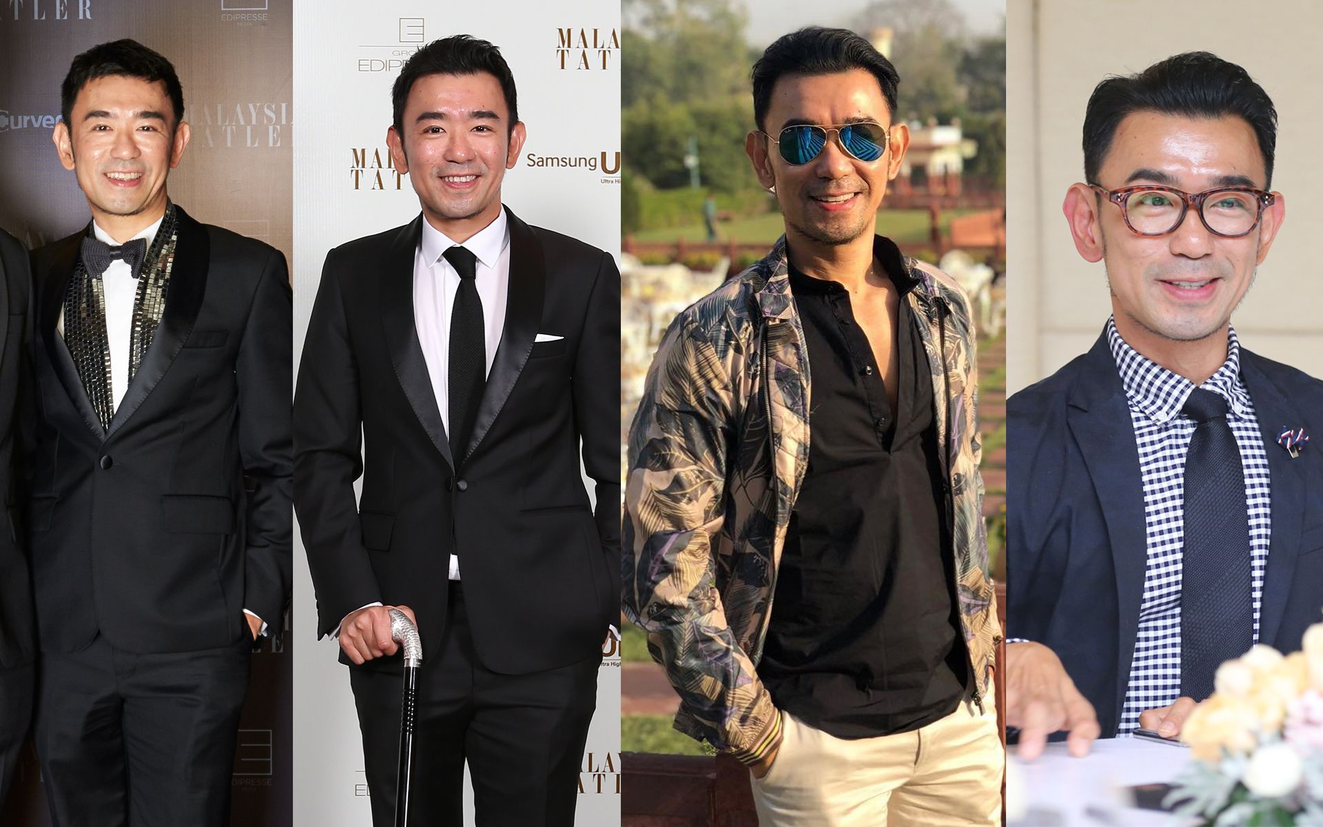 The Dapper Evolution Of Leading Man, Ken Lim