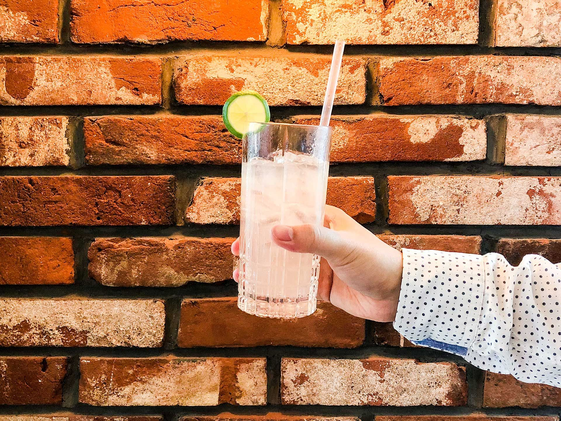 This Affordable Downtown Happy Hour Focuses On Two Things: Light & Refreshing