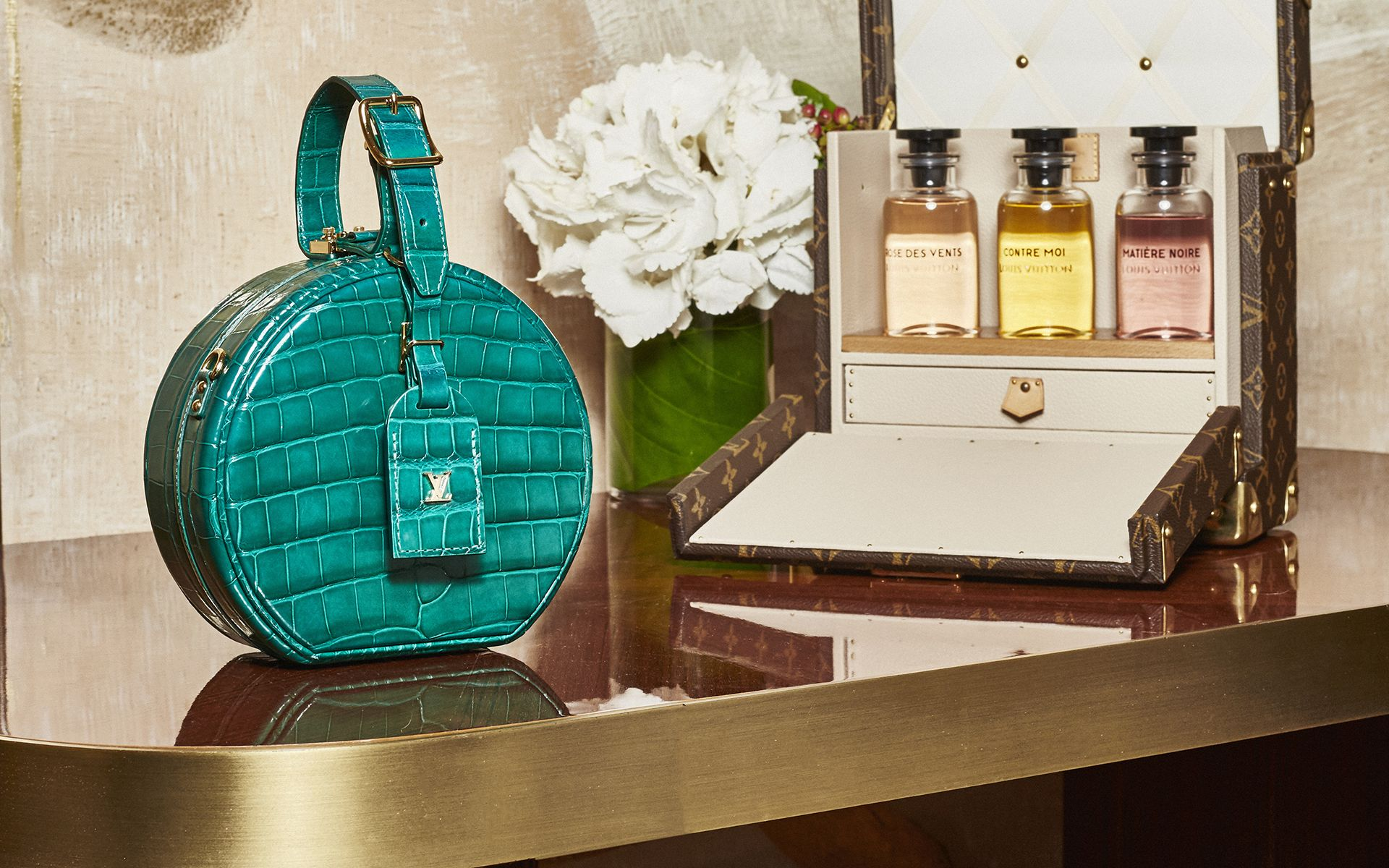 Beyond Exotic: The Louis Vuitton Collection That Goes On A Journey Of Showmanship