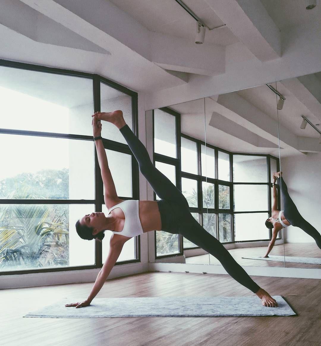 Free-Spirited Yogi Sandra Woo On How The Practice Changed Her Life