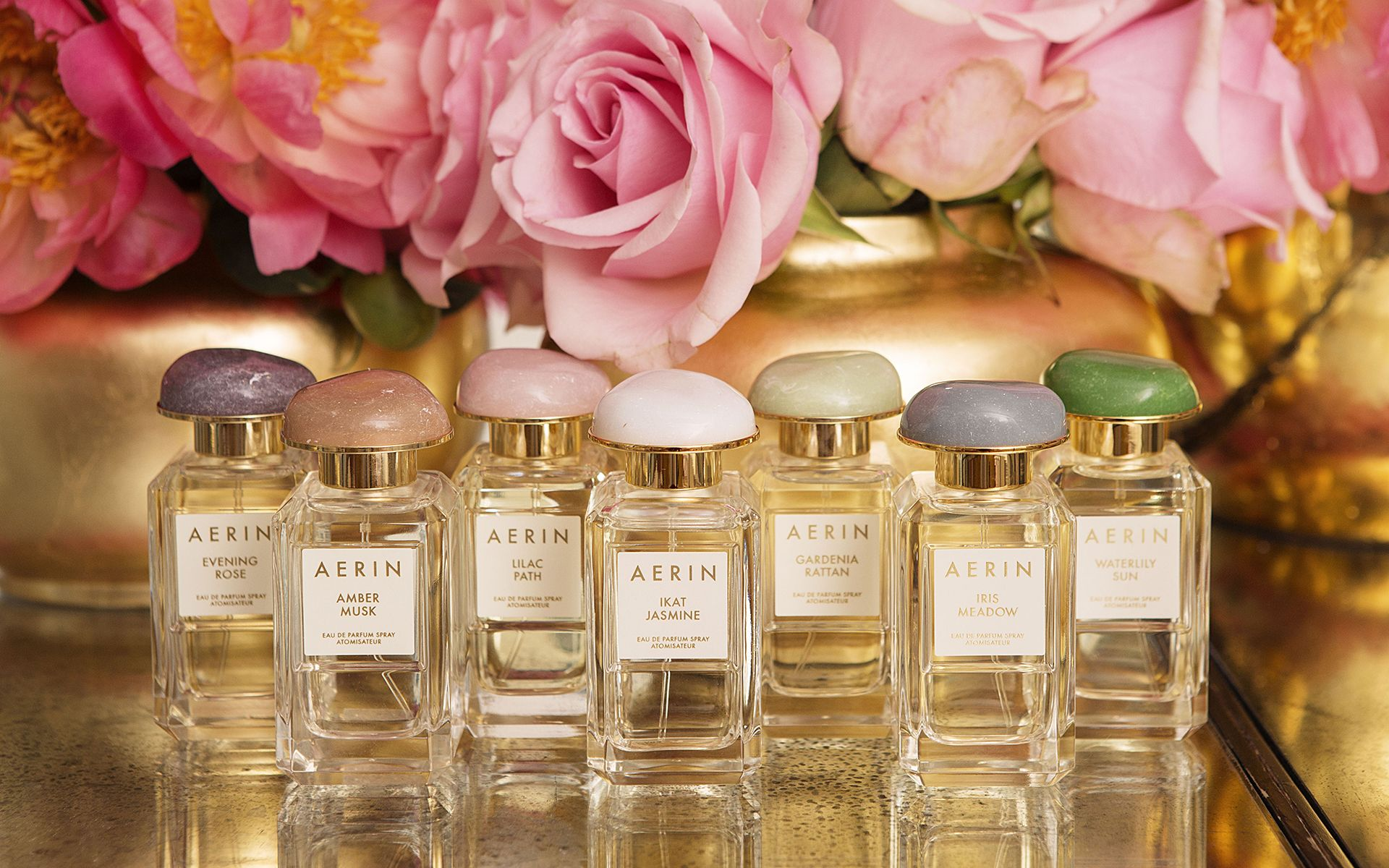 This Wardrobe of Perfumes Will Light Up Every Corner Of Your Feminine Soul