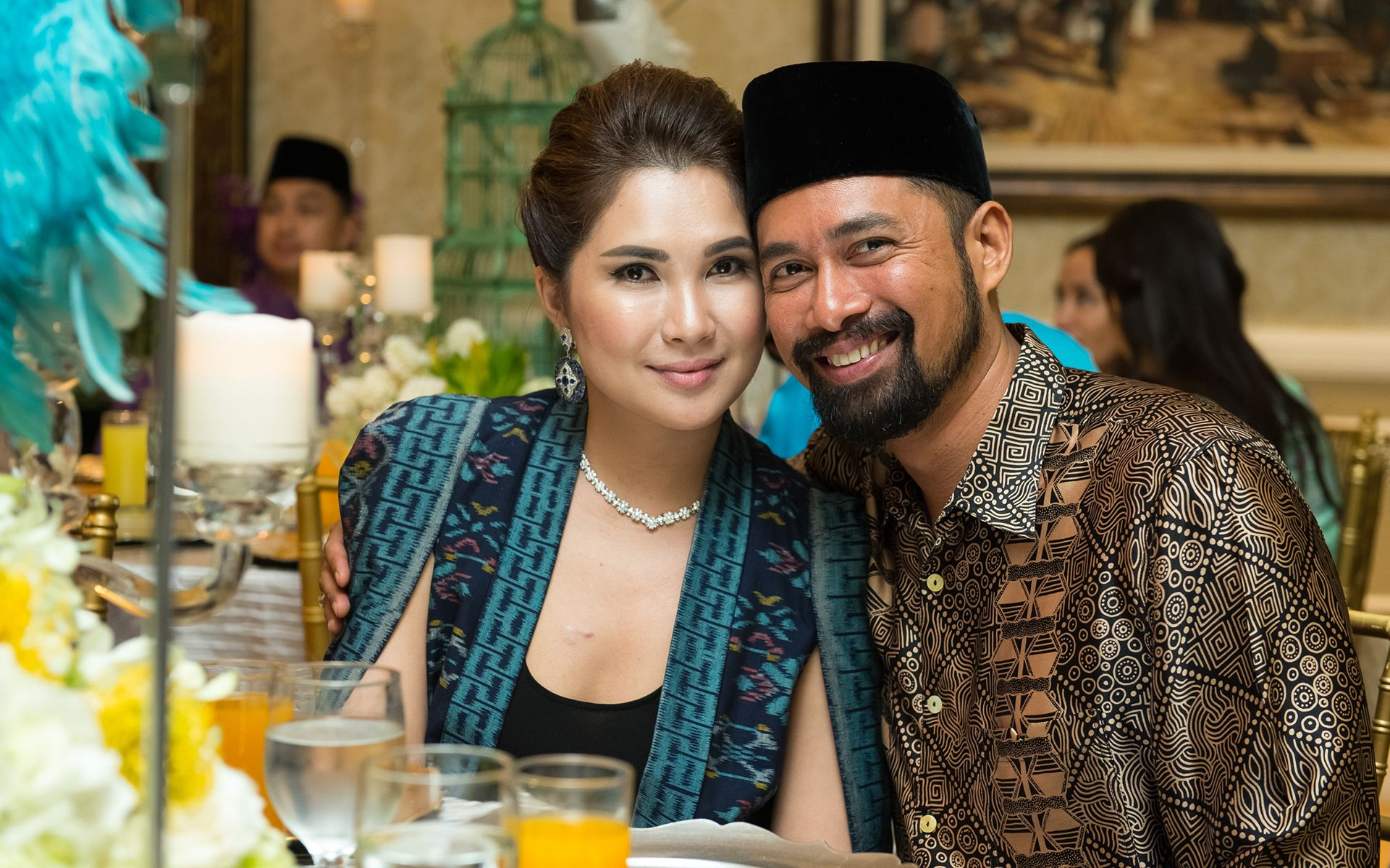 Couple Spotlight: The Love Story Of Erwin Azizi & Angela Karto That Gets Better With Age