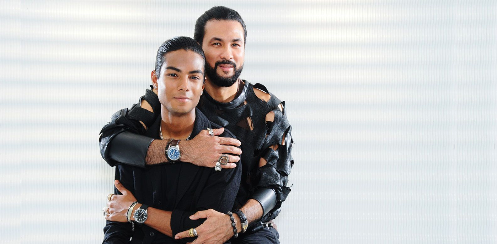 A Stitch In Time With Dato' Sri Bernard Chandran and Tanestrran Lournard Chandran