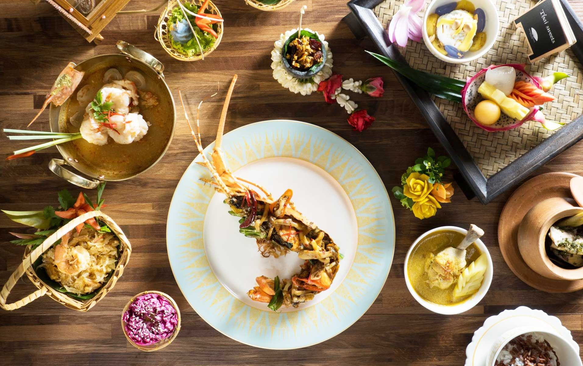 Mandarin Oriental Kuala Lumpur Welcomes Its First Ever Thai Buffet