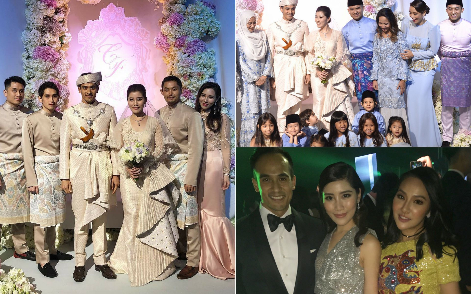 Tatlergrams Of The Week: Highlights Of #Chrysfaliqeverafter Part 2: A Fantasy Wedding Reception