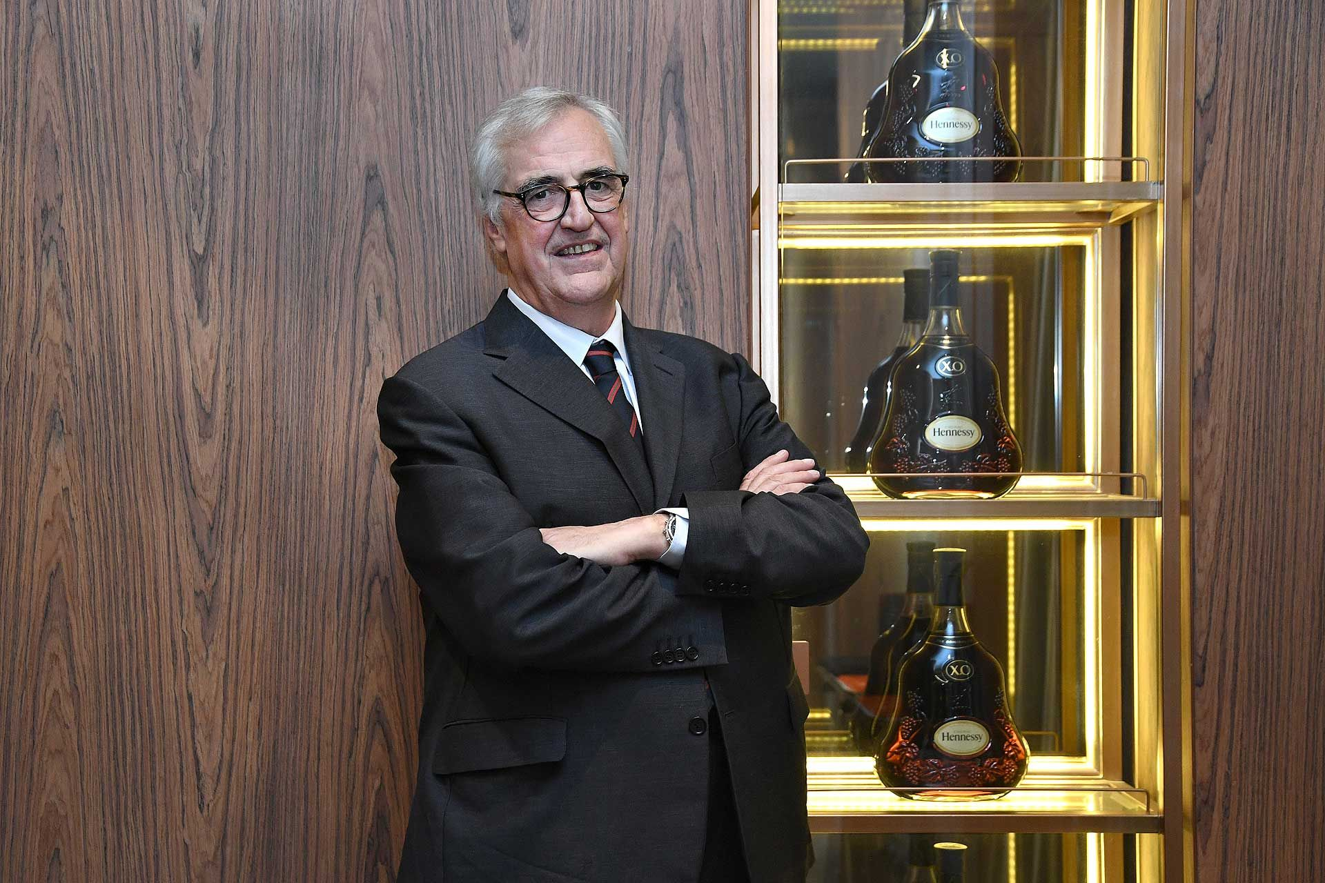 Maurice Hennessy, Yes, That Hennessy, On Cognac & Family Legacy