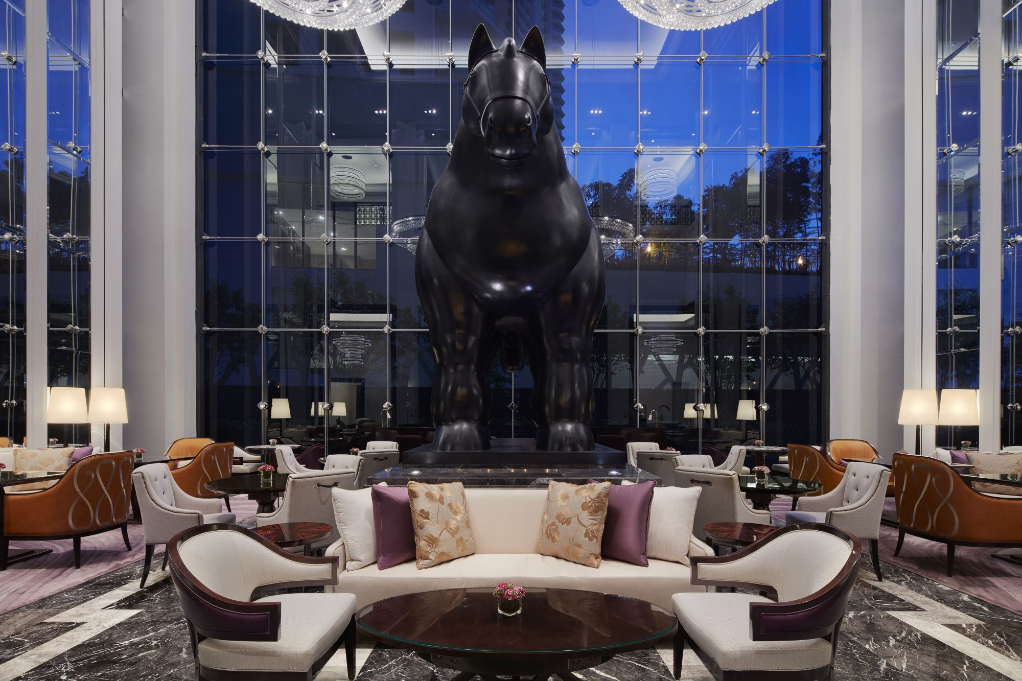Fernando Botero Puts The St Regis Kuala Lumpur On The Map As An Art Destination
