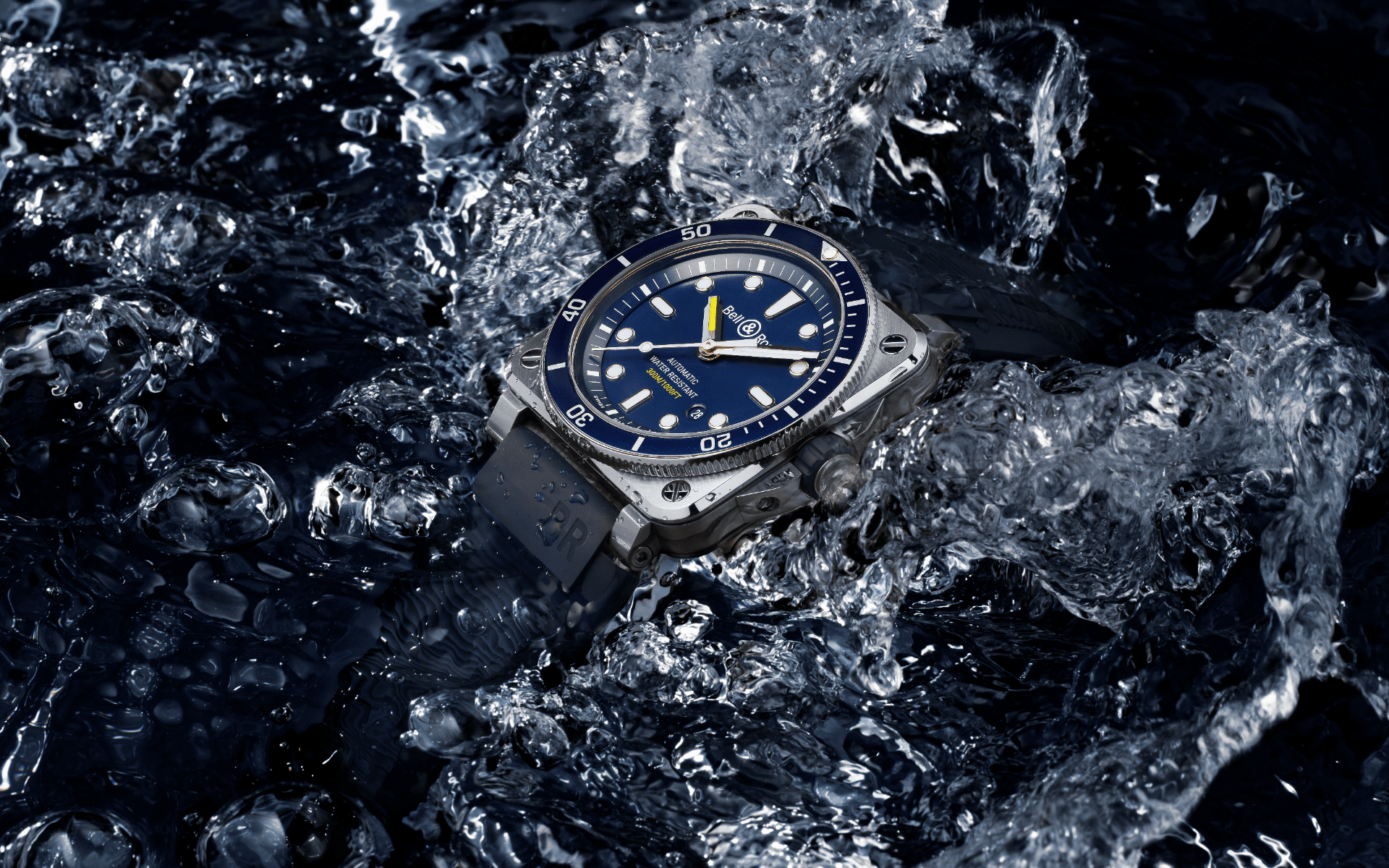 BR03-92 Diver Blue (Photo: Bell & Ross)