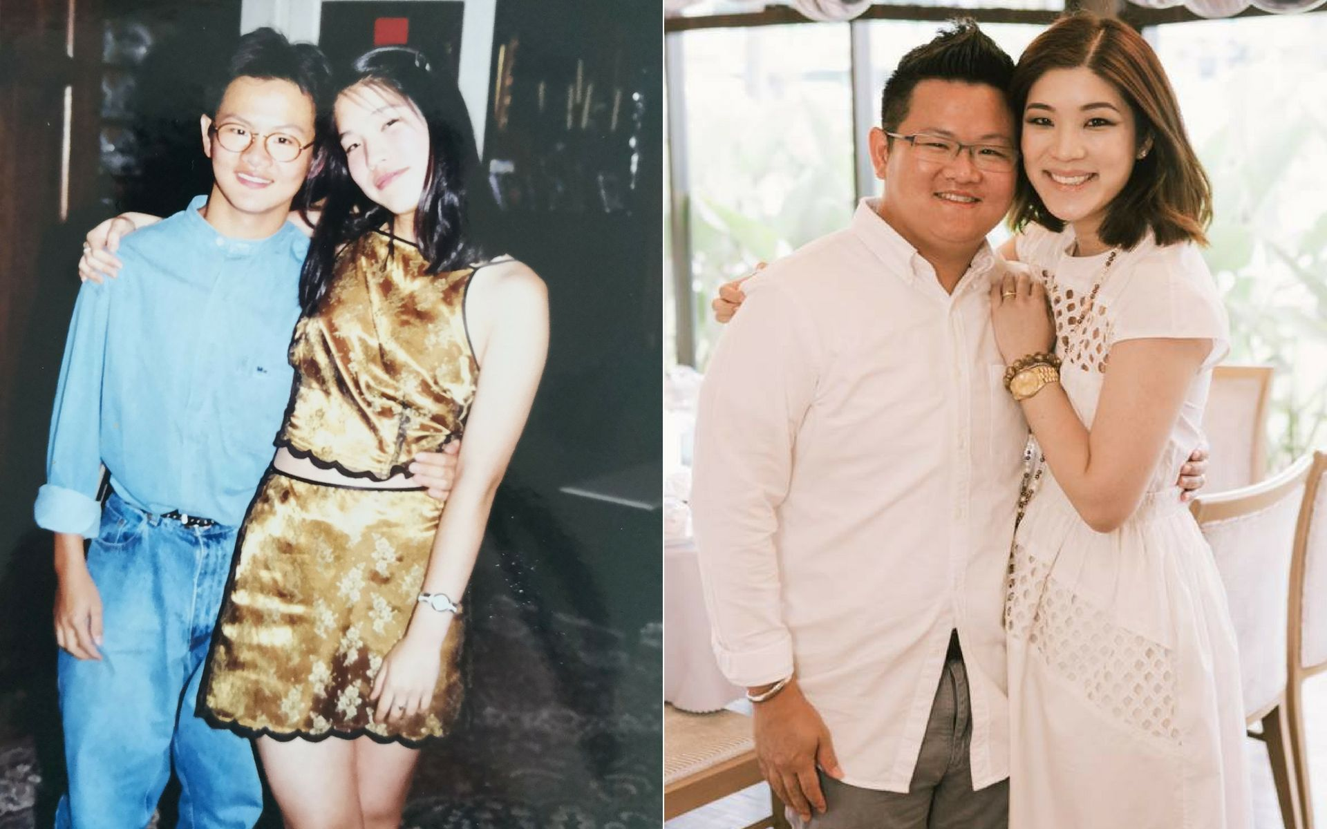 Couple Spotlight: The Endless Love Of Childhood Sweethearts Bobby Ting & Shen-Tel Lee