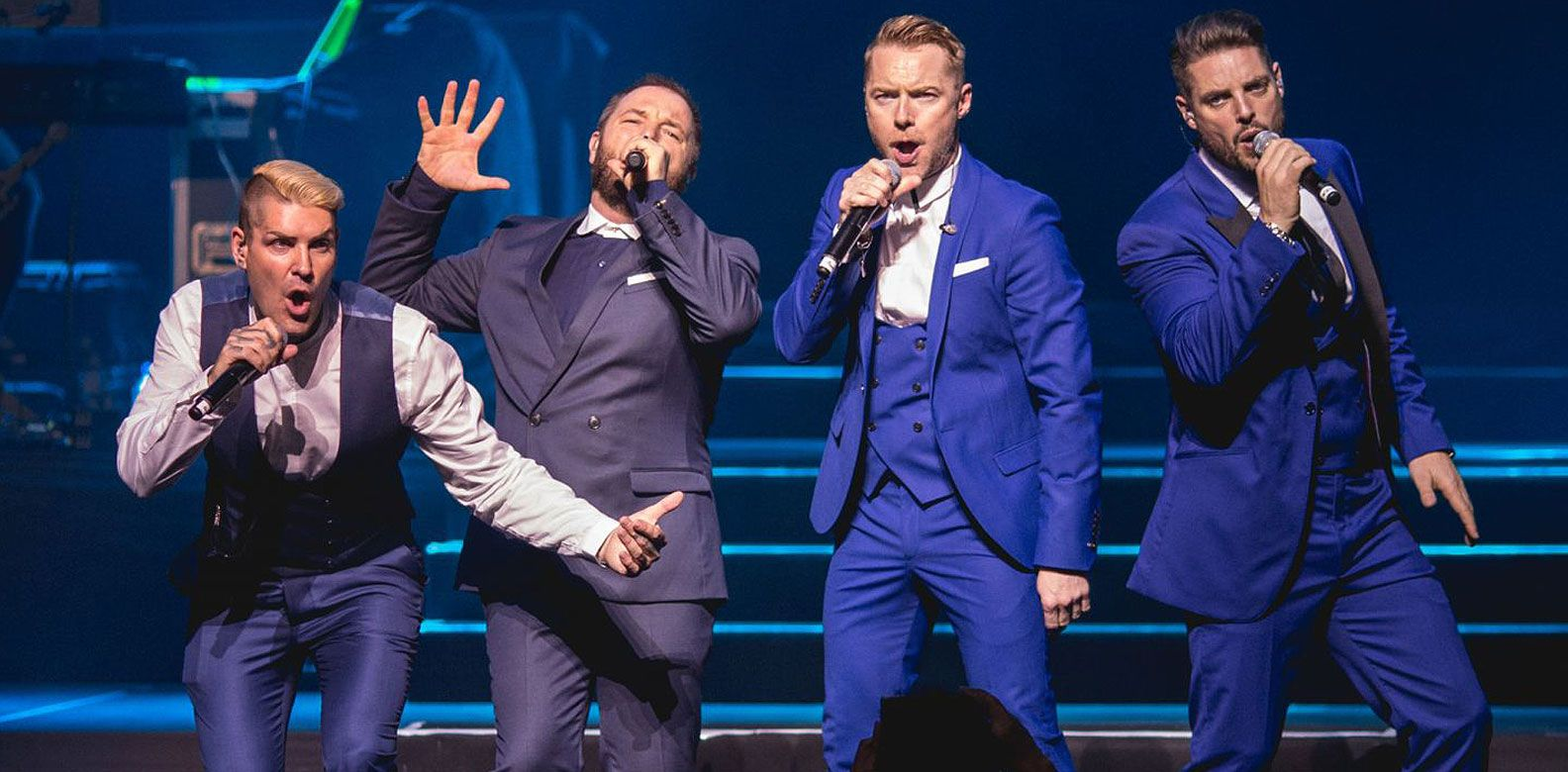 Get Ready For Boyzone's Final World Tour, George Town Festival And More This August
