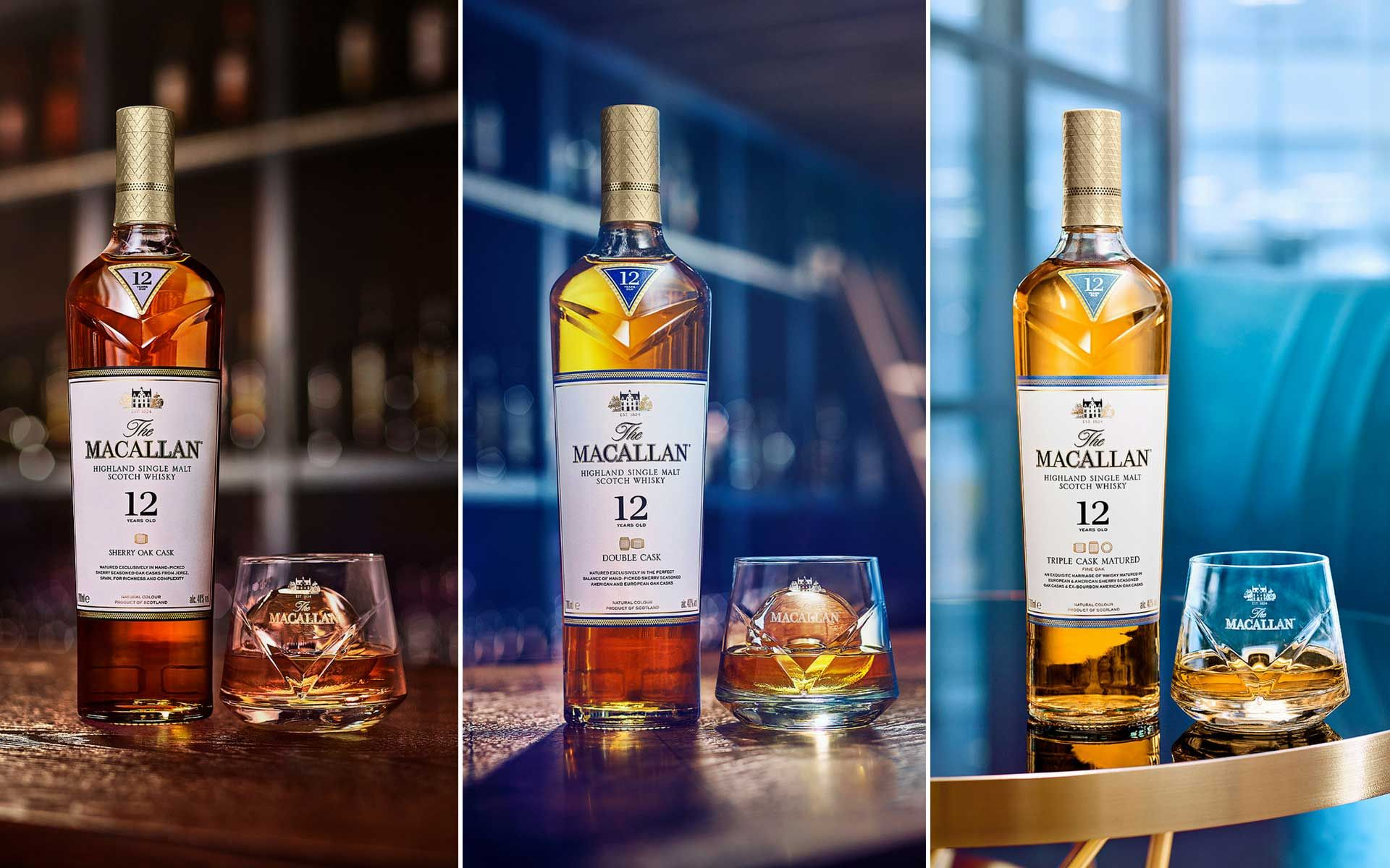 32a1cd761a0 The Macallan Updates Its Whisky  span class highlight Bottle  span