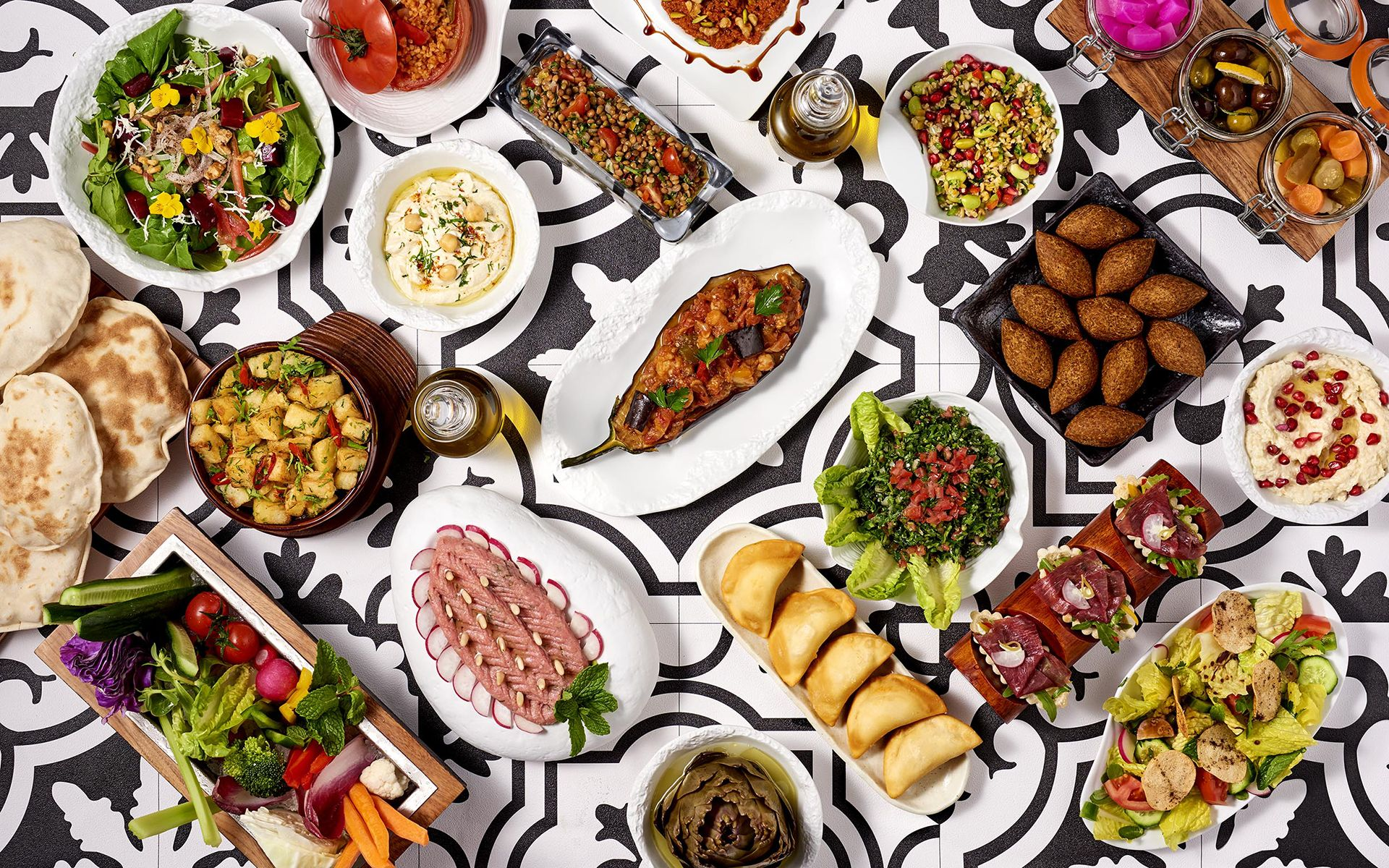 A Hearty Lebanese Feast At Mandarin Oriental Kuala Lumpur, To Spice Up All Appetites