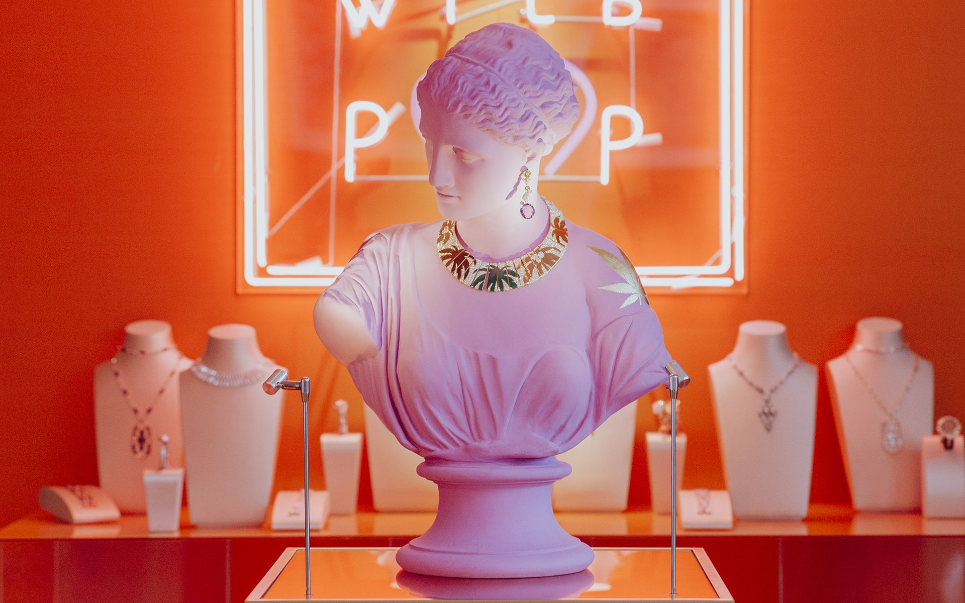 How Bulgari's 'Wild Pop' Haute Jewellery Collection Restored 21st Century Glamour