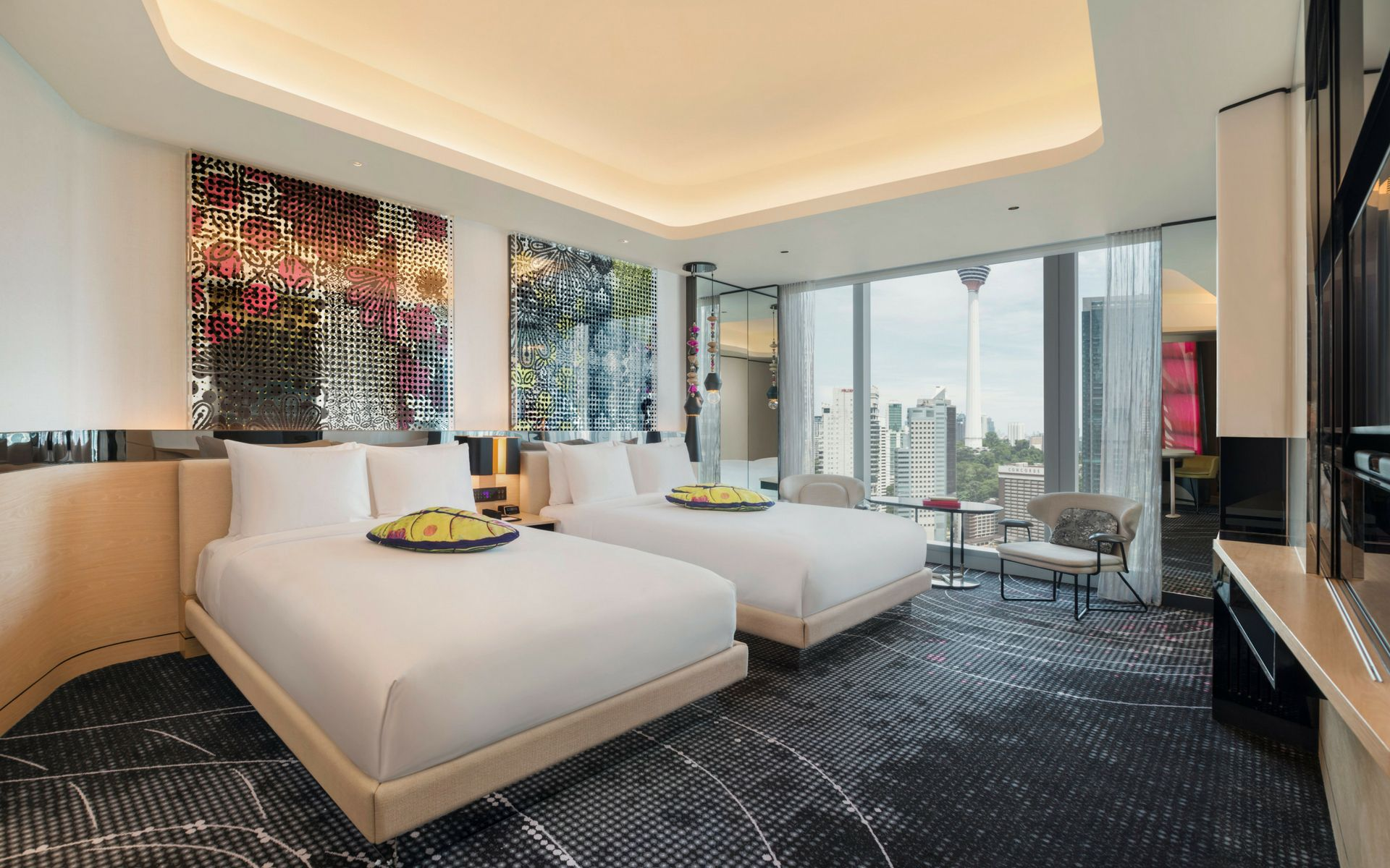 W Kuala Lumpur Makes A Grand Debut: Go Inside The Swanky Hotel
