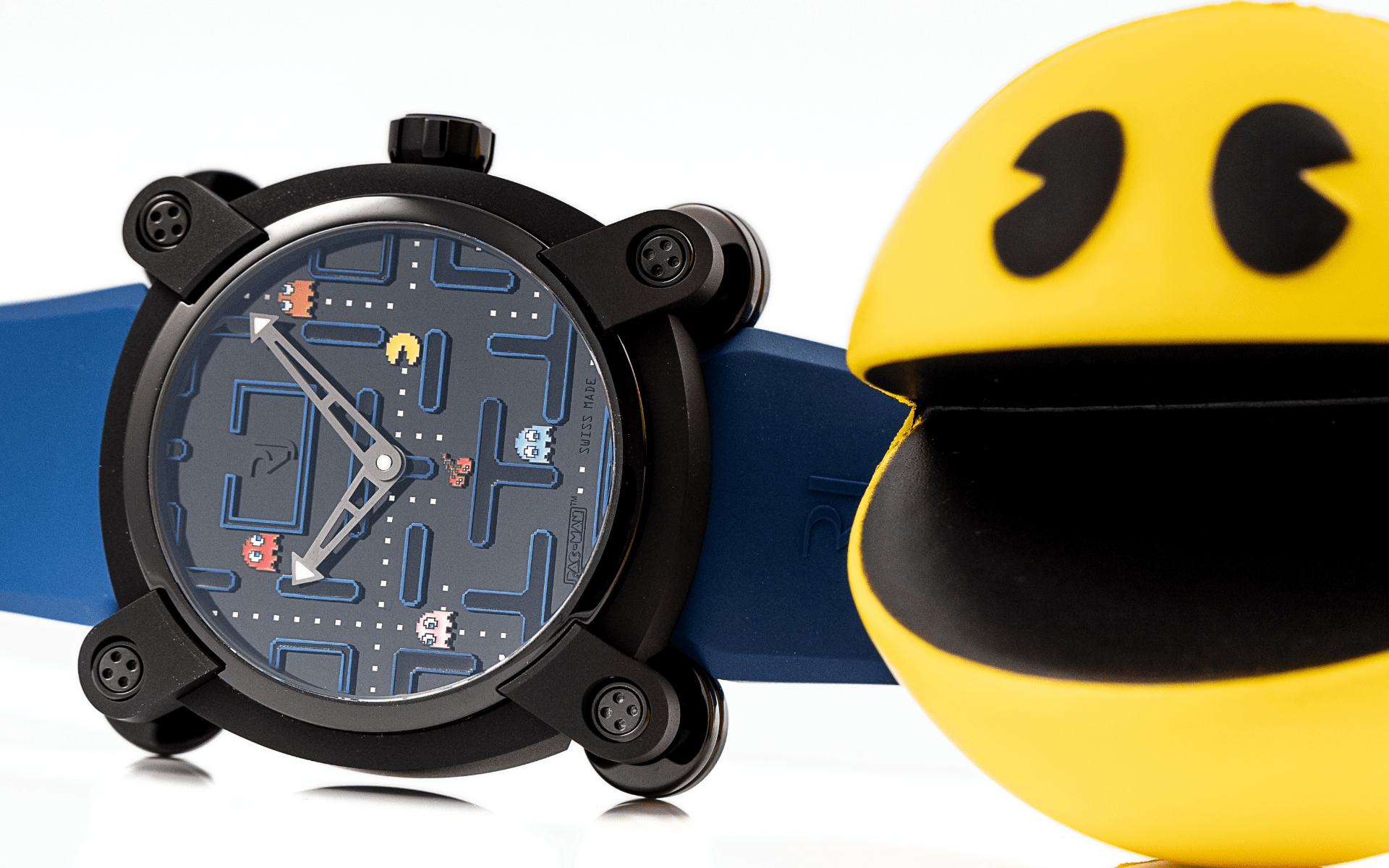 Romain Jerome Ups Its Wrist Game With The Third Pac-Man Watch