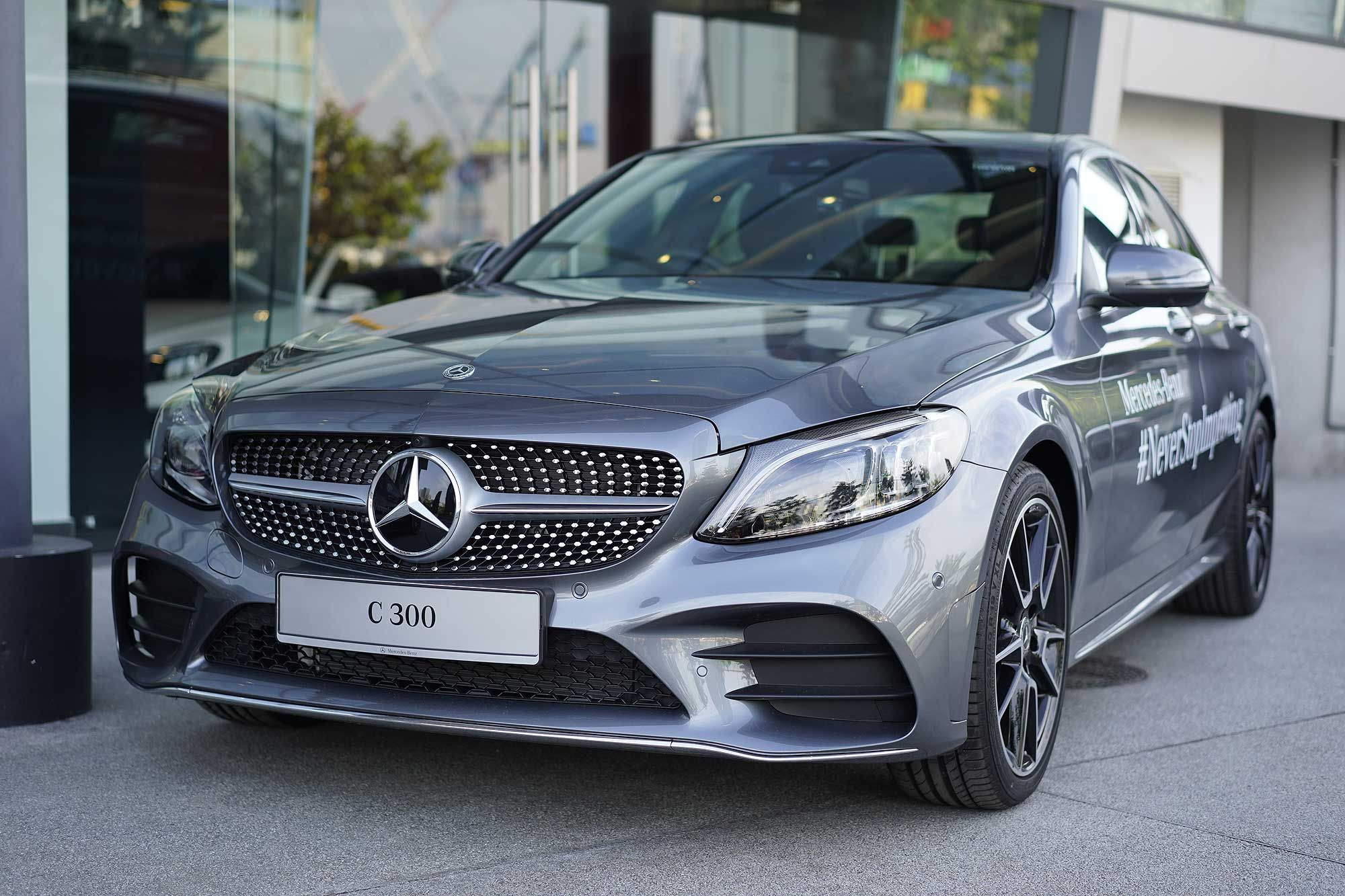 The New Mercedes-Benz C-Class Is Now Available In Three ...