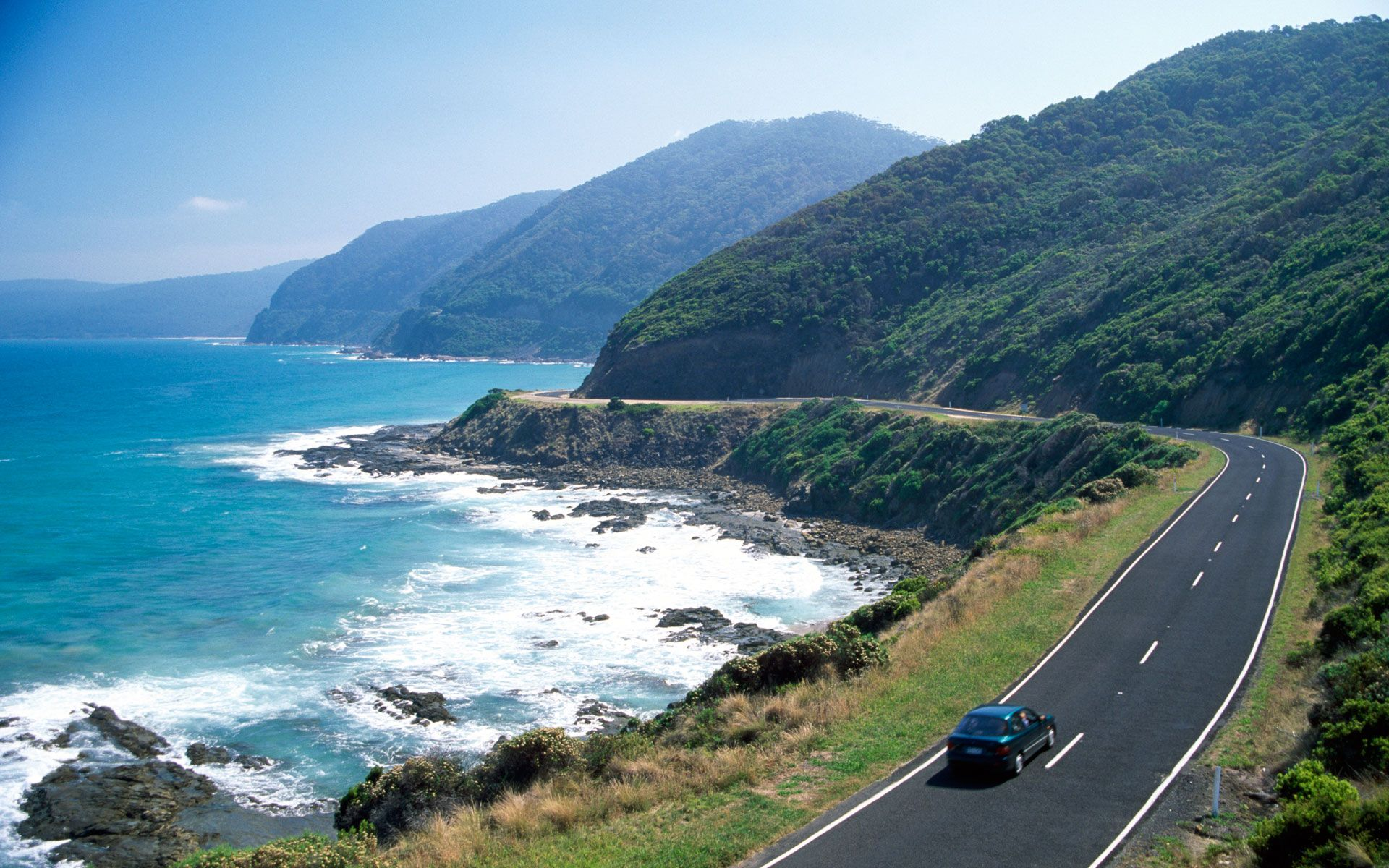 Places To Explore On The World's Most Scenic Road Trip