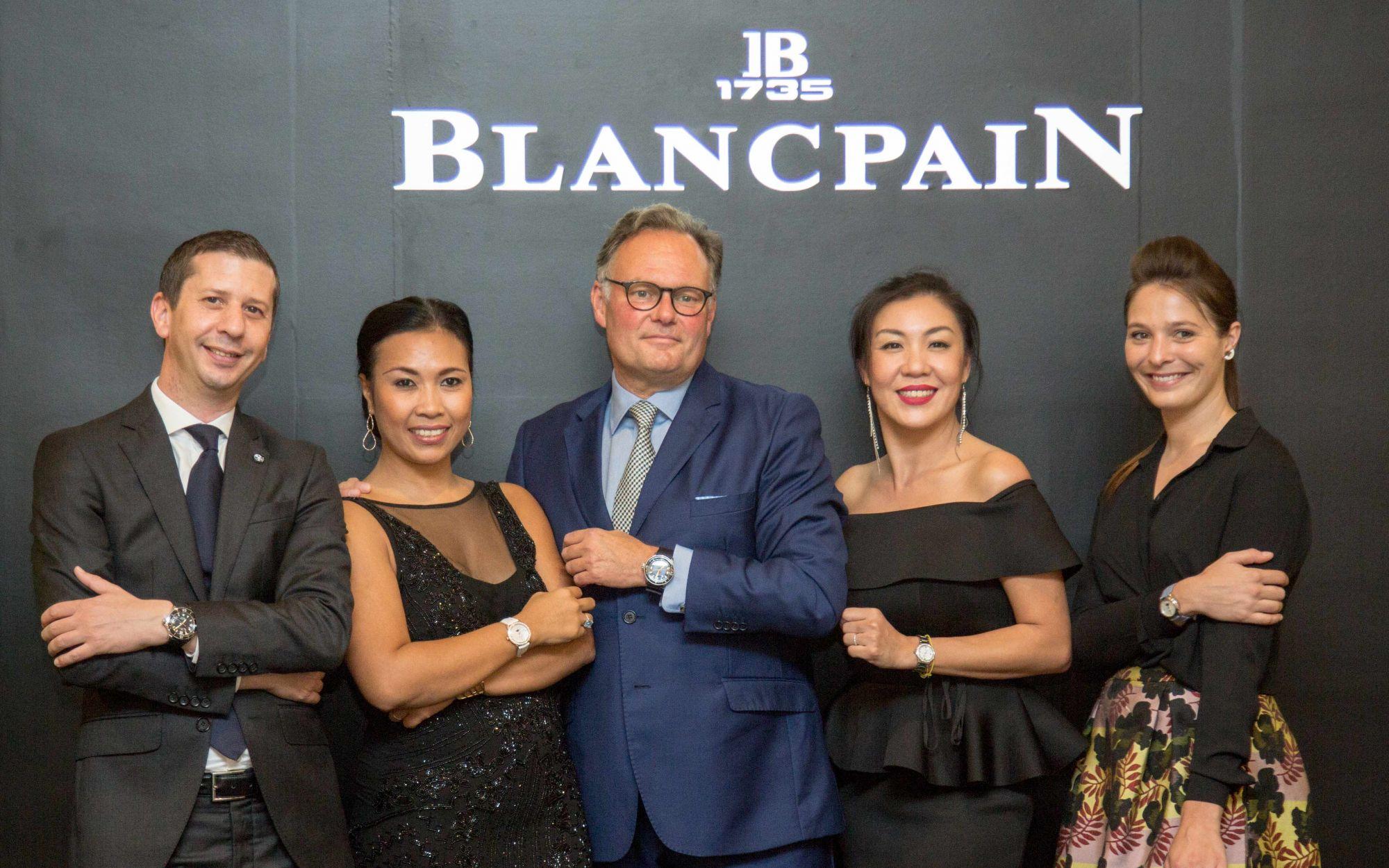 Jalil El Kouch-Bordier, Emmy Tellier, Marc Junod, Priscilla Wee and Clémence Bonal
