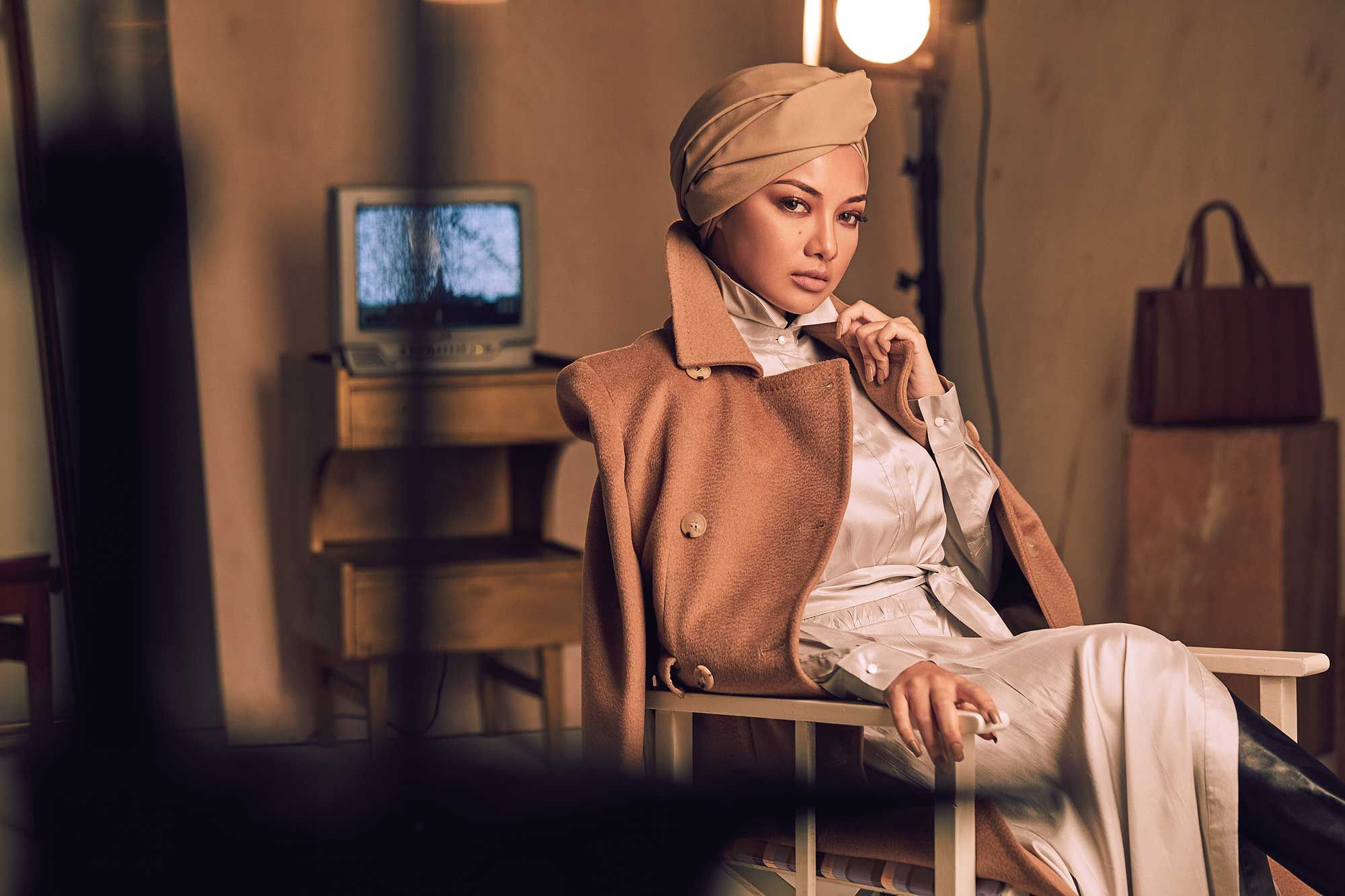 Max Mara Special: Neelofa Reveals Intimate Details About Her Passionate Love Affair With Fashion