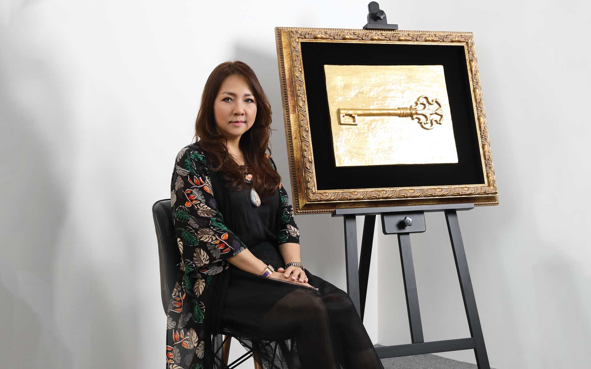 Aureo Gallery's Founder Serena Chiam On The 3 Golden Values She Upholds As A Businesswoman