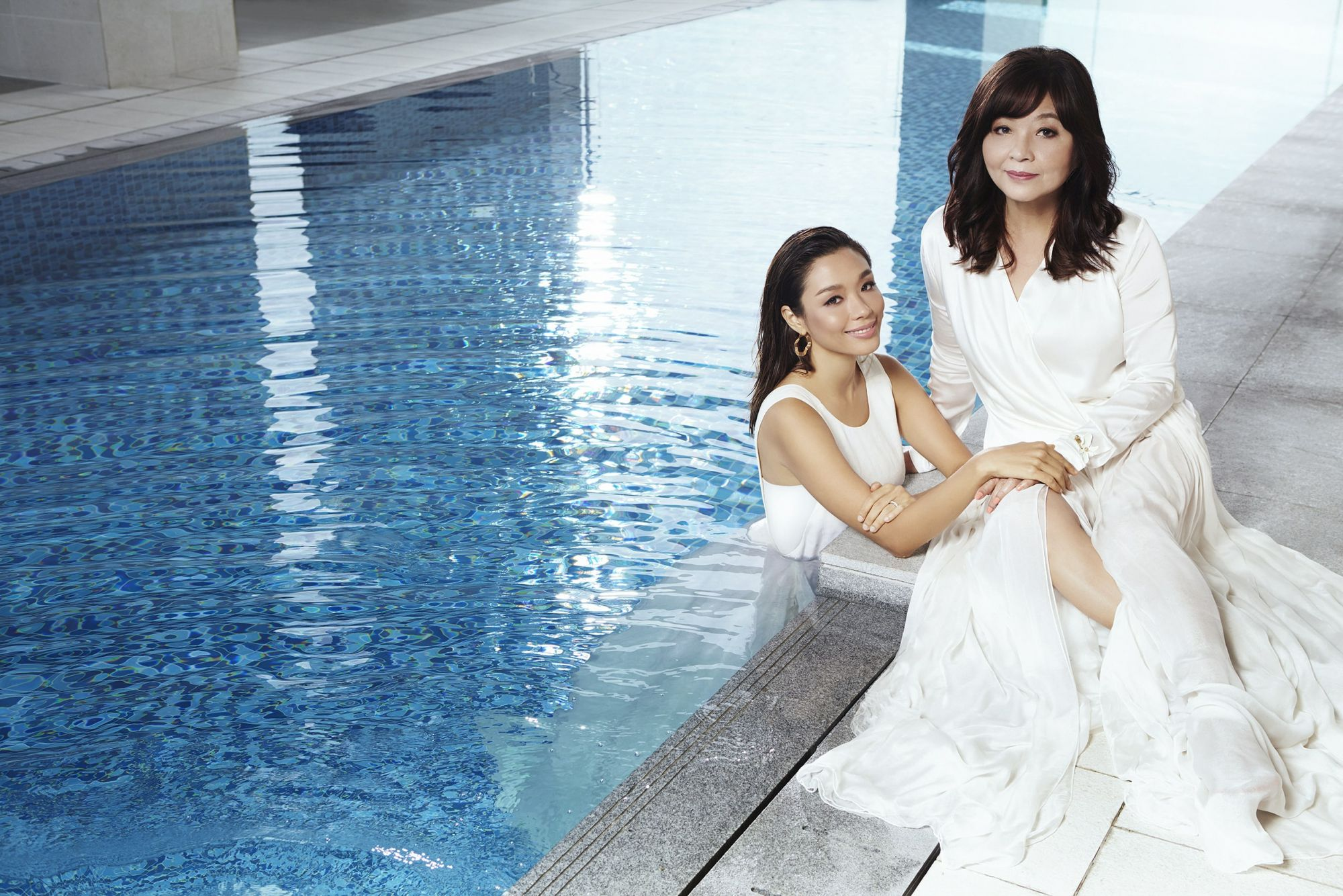 From Mother To Daughter: Beauty Tips Marion Caunter And Mum Tiong Min Chor Exchanged In #LoveLaMer