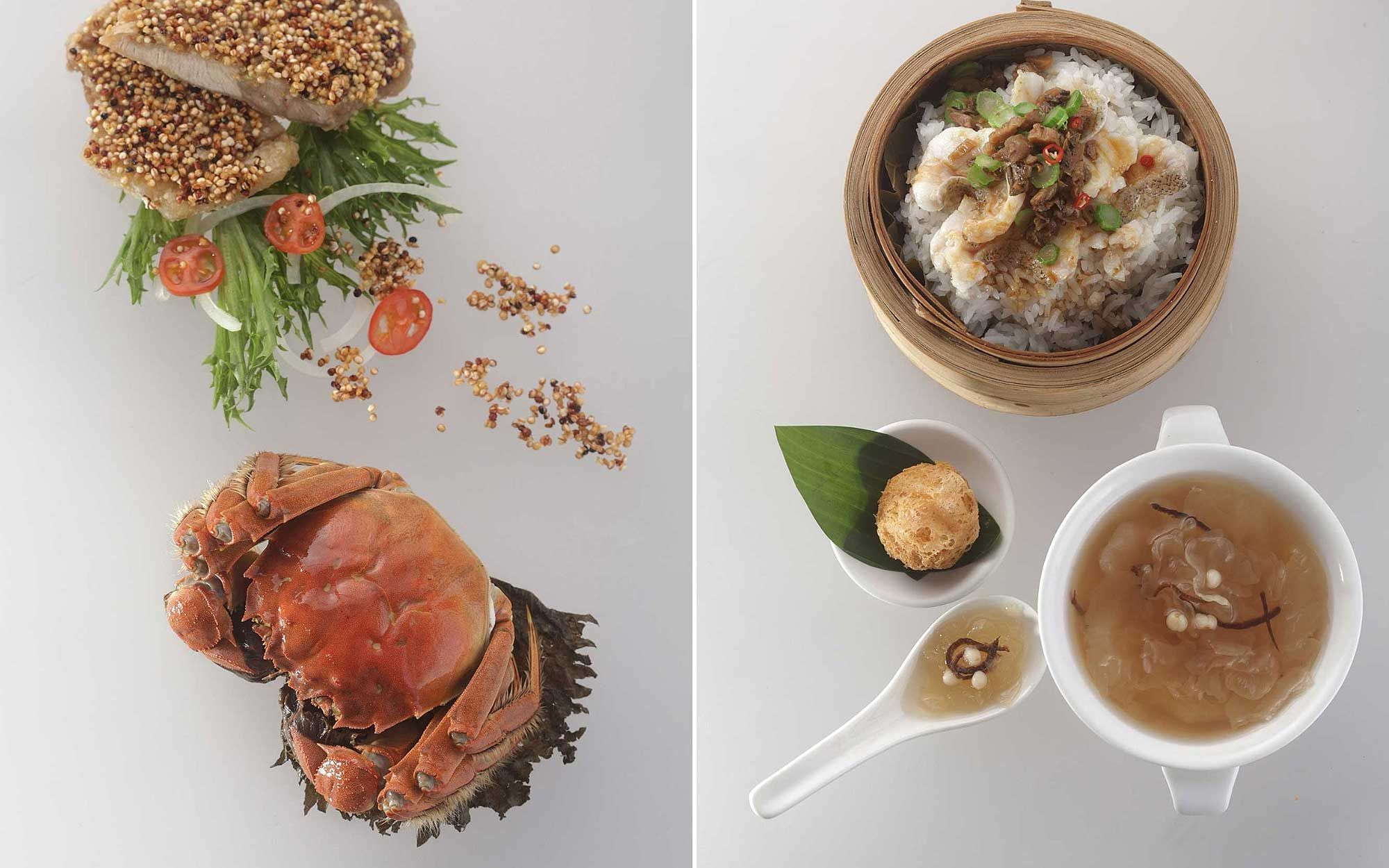 Enjoy The Start Of Hairy Crab Season With This 6-Course Set Menu