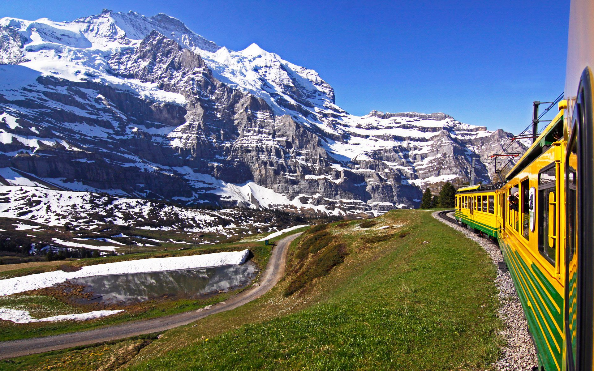 8 Spectacular Routes To See On A Grand Train Tour Of Switzerland
