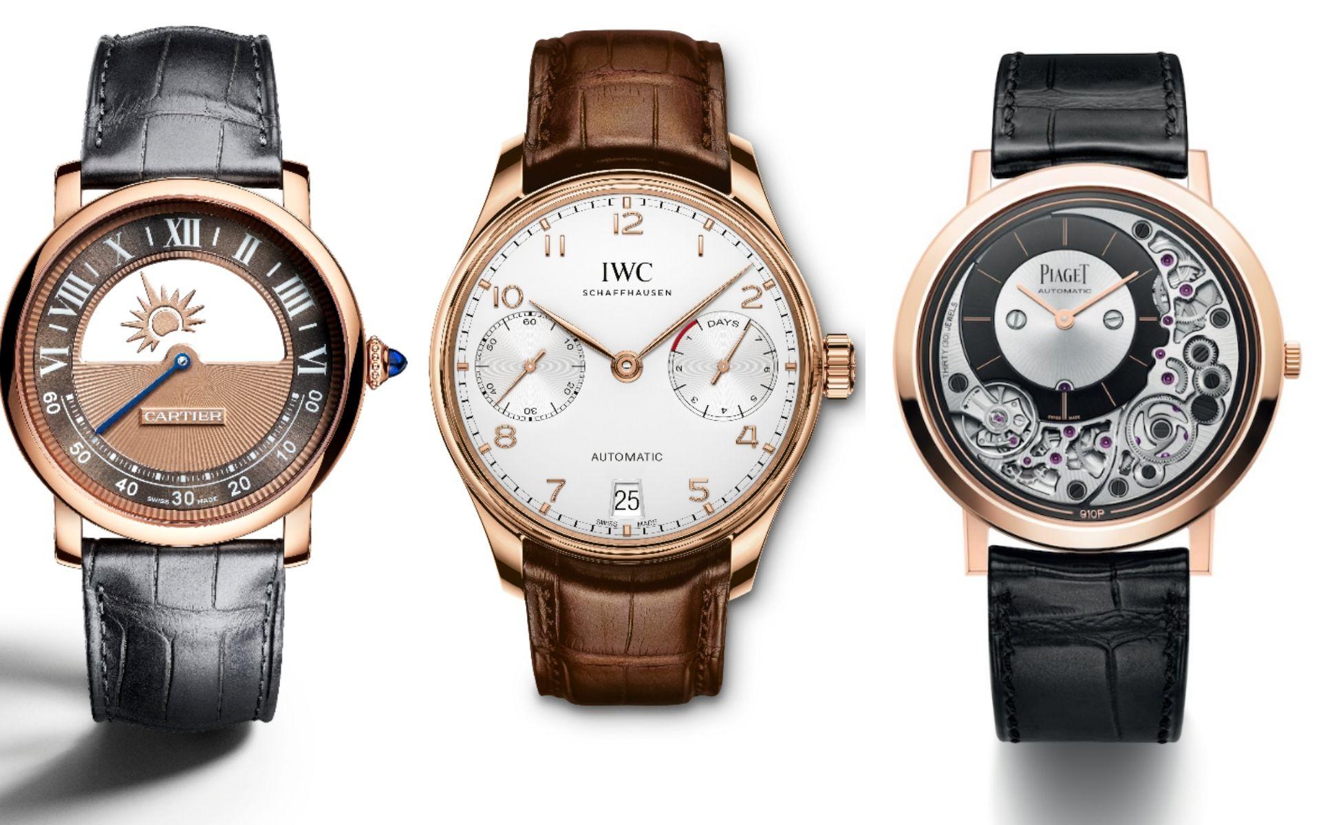 12 Men's Watches Fit For A Glamorous Ball