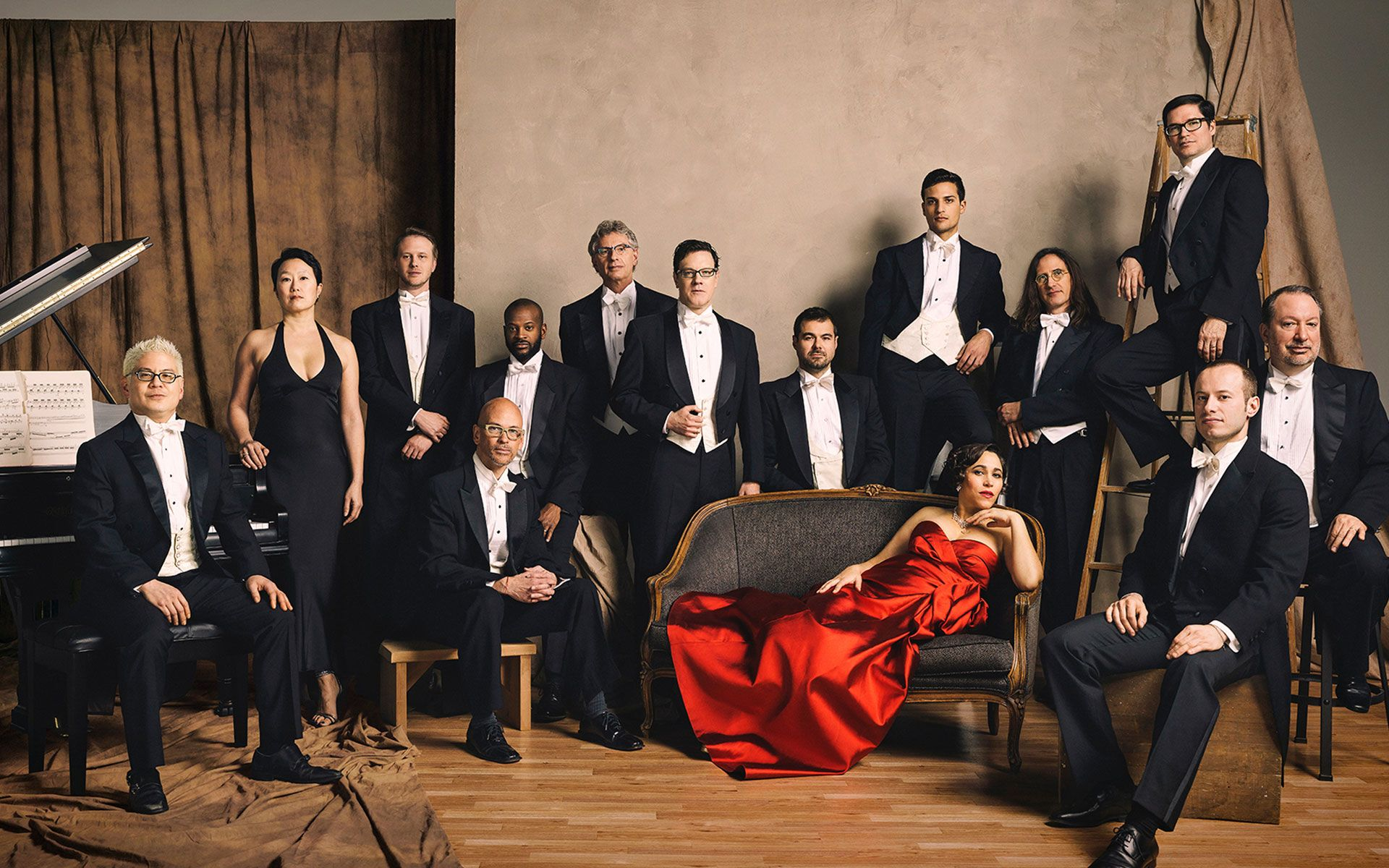 This October Pink Martini Mariah Carey And Il Divo Live In