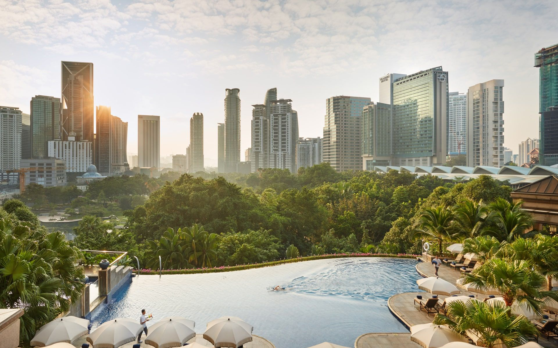 Why You Need to Join Mandarin Oriental KL's Fitness & Wellness Centre Now