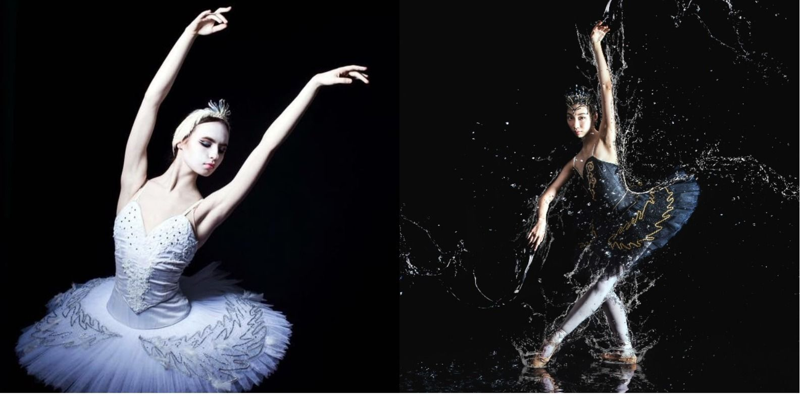 Up Close With The Leading Ladies of Swan Lake by Ballet West UK