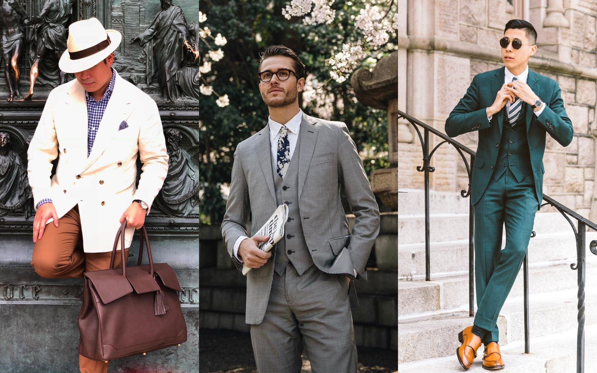 Dapper Instagram Influencers Who Are 10 Out Of 10