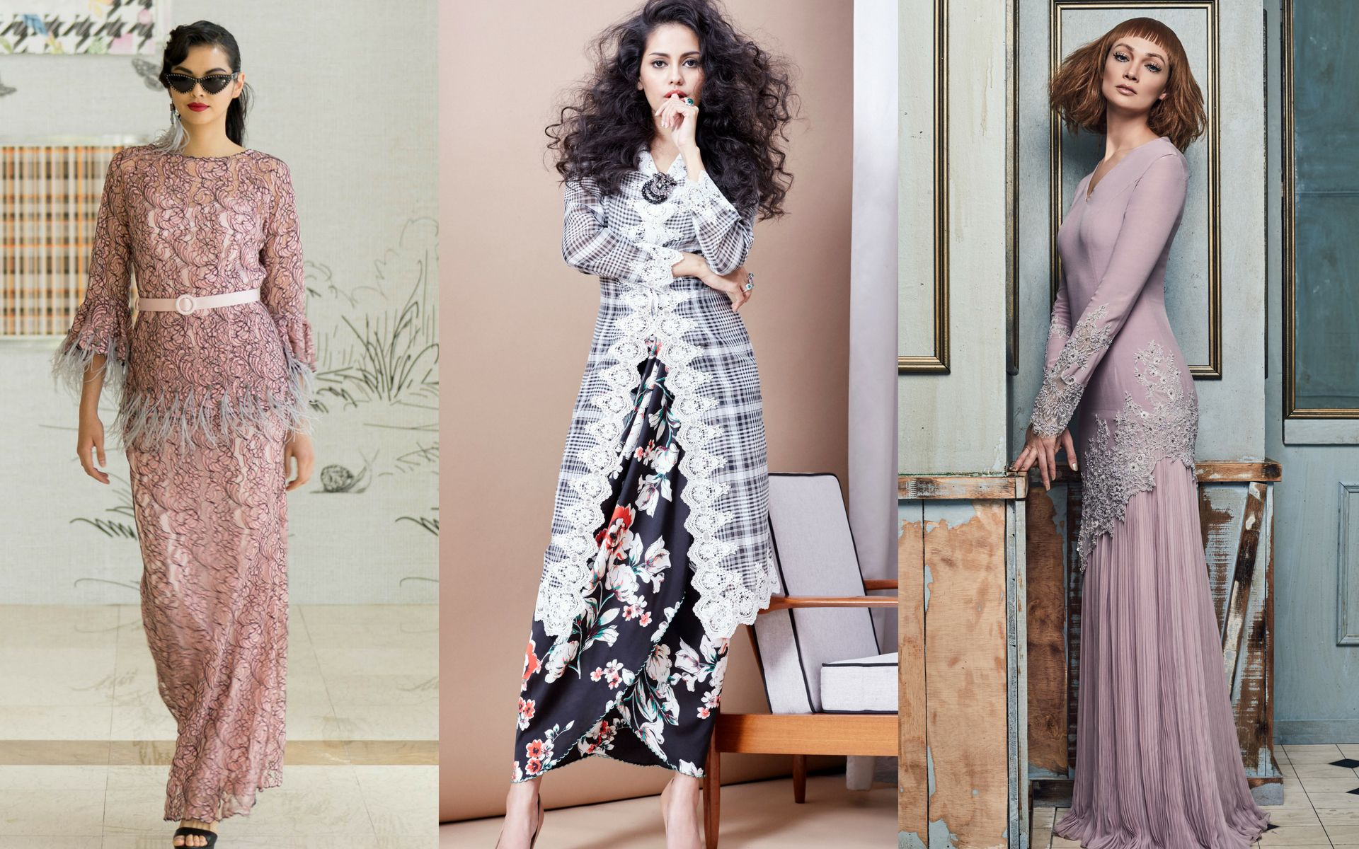 Our Go-To Malaysian Designers For An Ayu Raya In 2018
