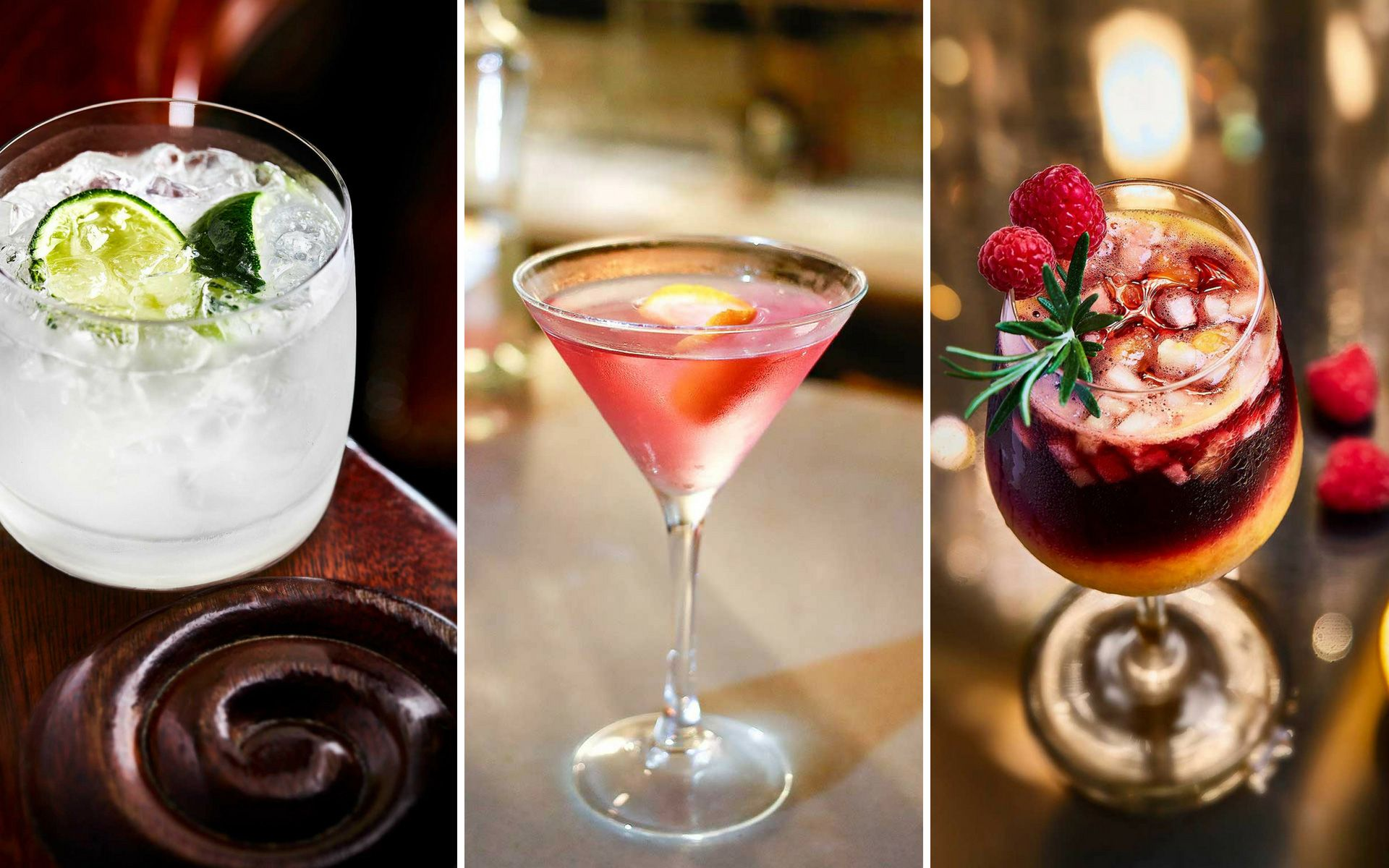 3 Timeless Cocktails Perfect For Any Time Of The Day