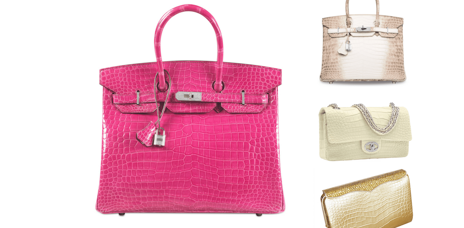 Rare And Expensive: 7 Limited Edition Handbags That Redefine Opulence
