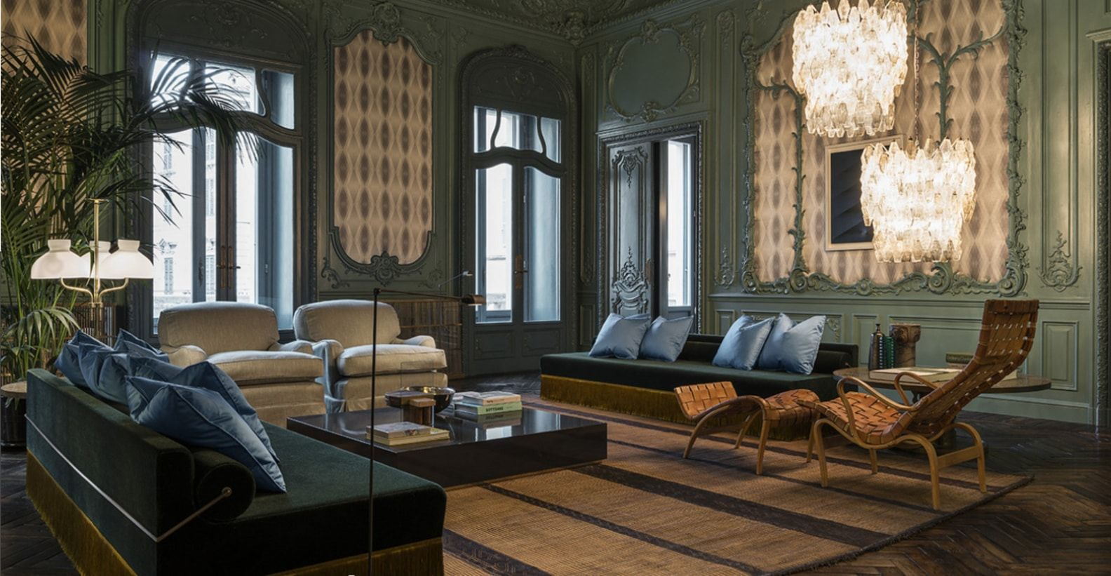 A Look Inside The World's First Fendi Hotel