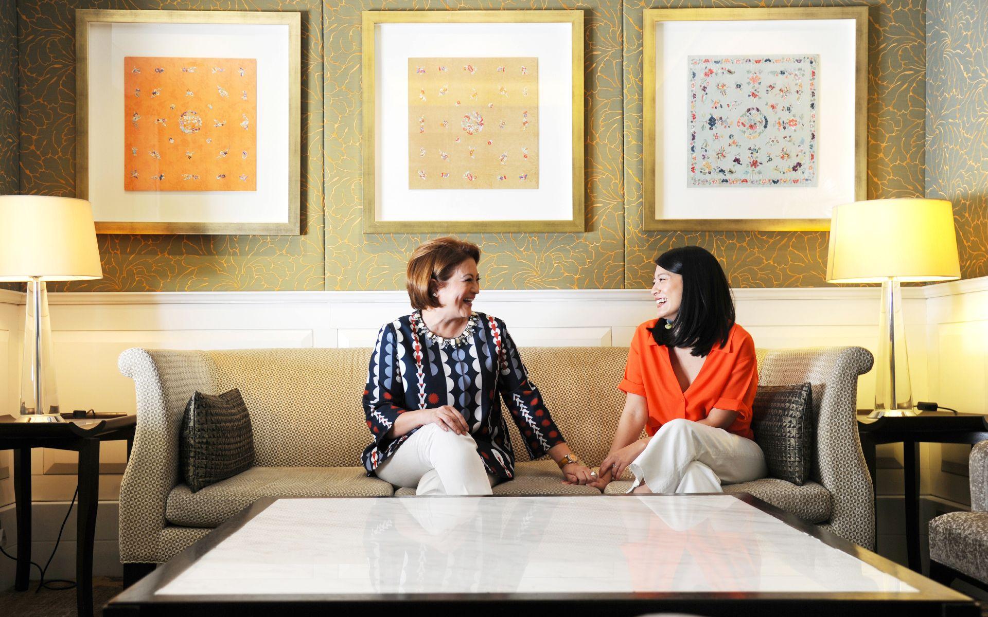 Tasha Fusil & Datin Jude Khadijah: Planning The Perfect Wedding Together