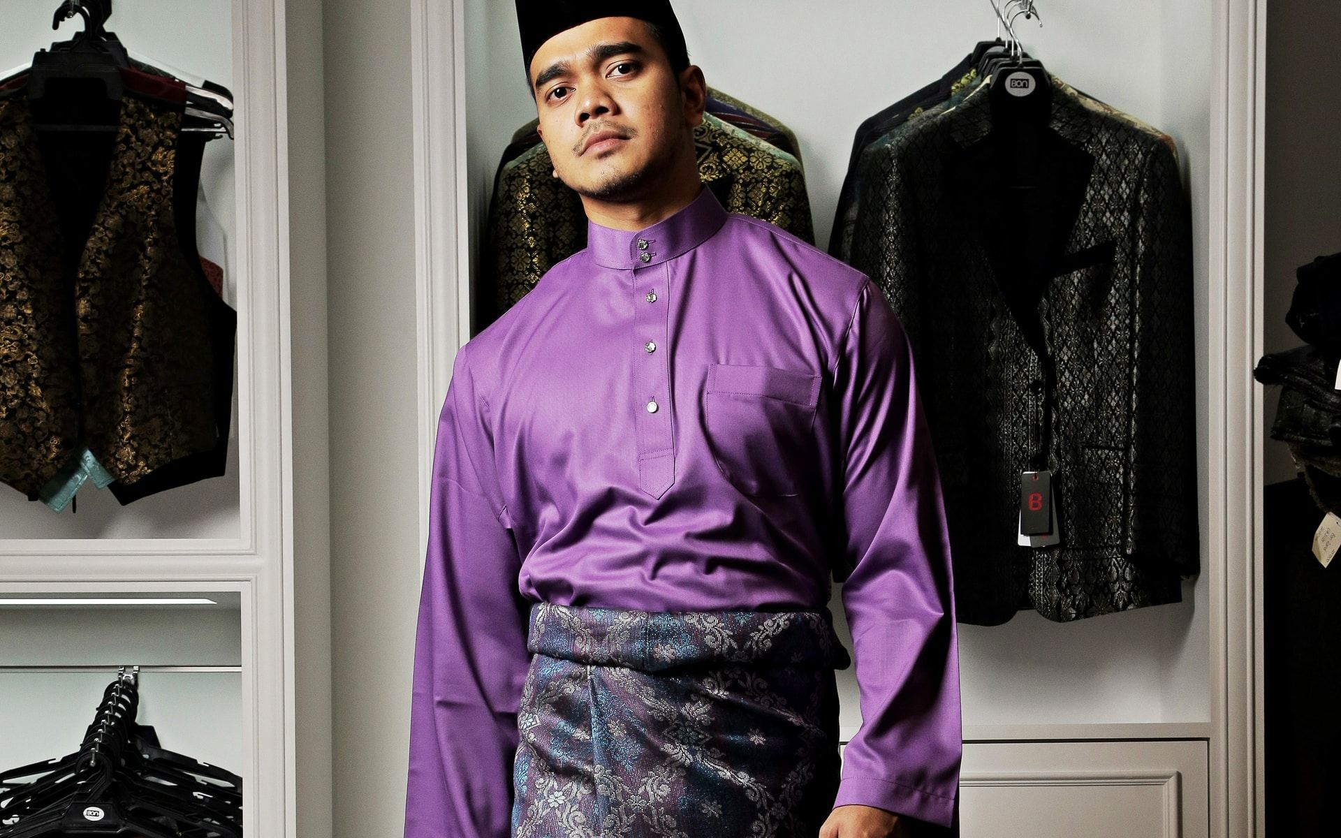 5933bb8916 Wear It Right: 7 Baju Melayu Style Tips To Remember This Hari Raya ...